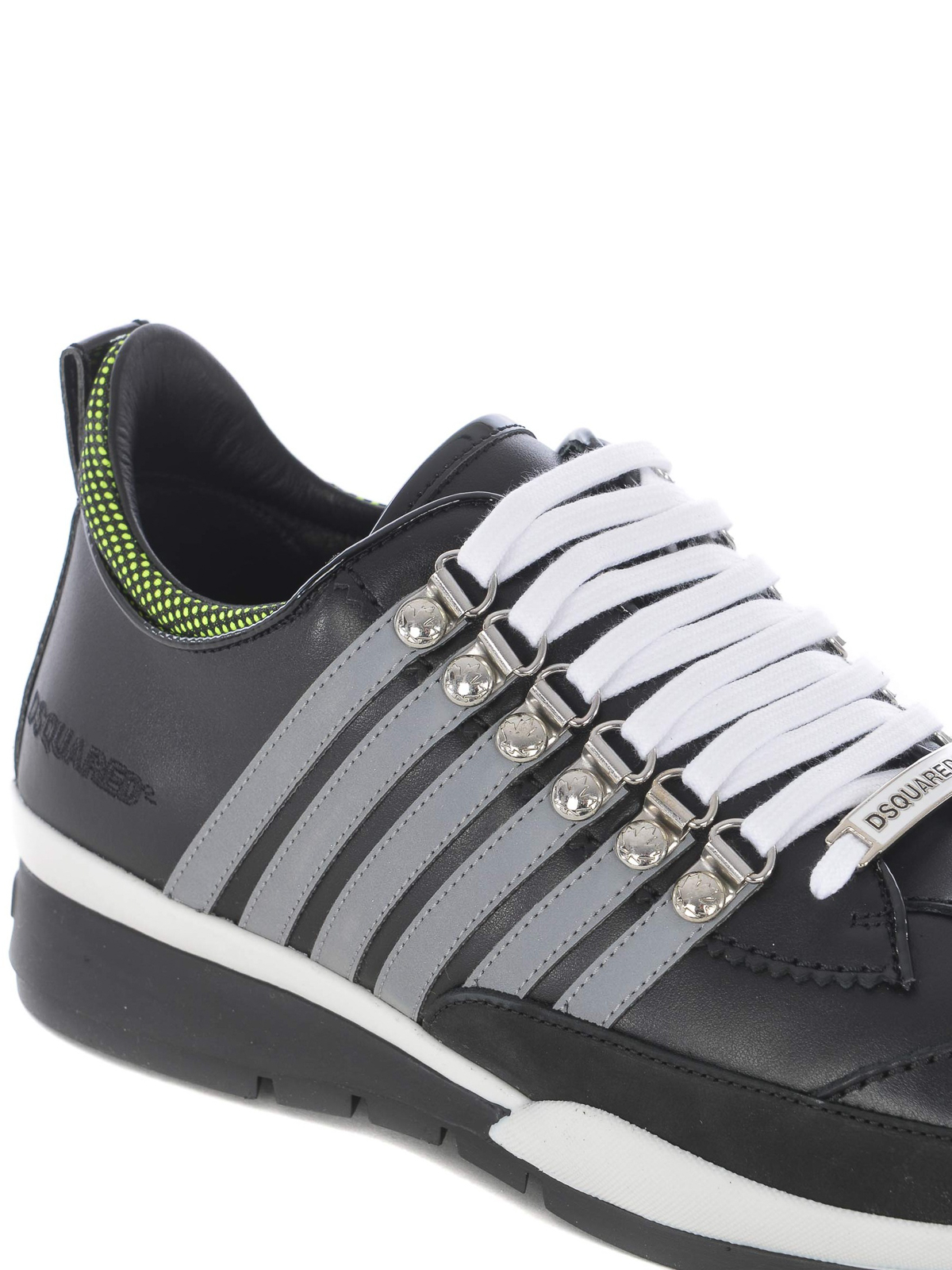251 sneakers with reflective stripes