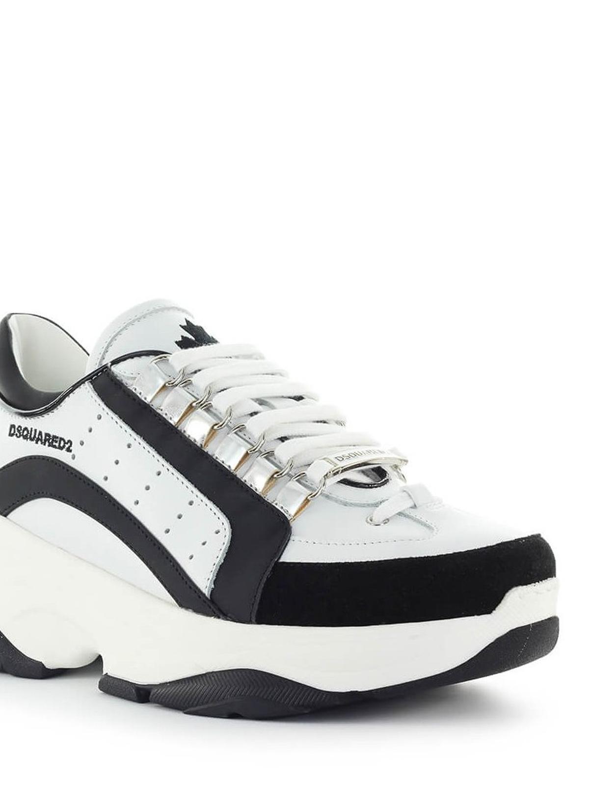 b3f4ca25f Dsquared2 - Baskets - Bumpy 551 - Chaussures de sport ...