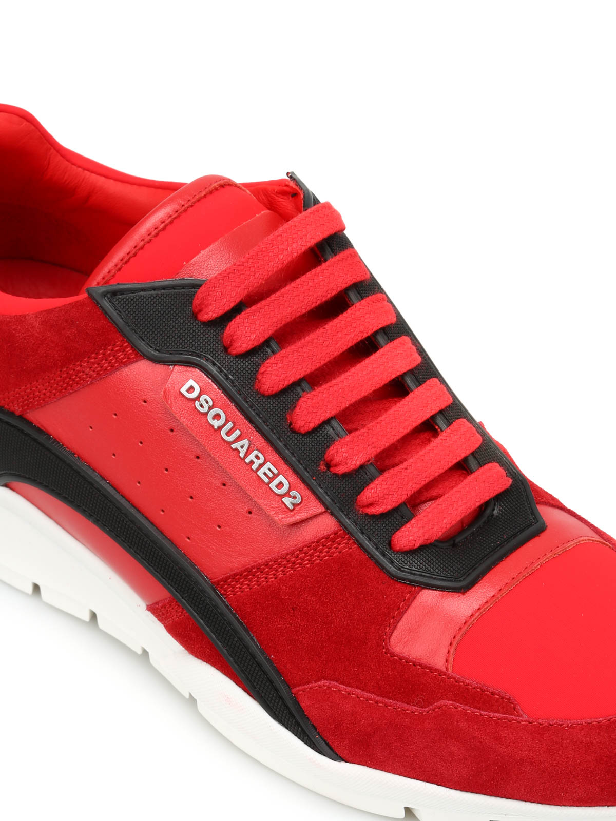 f3dae003fcc30c Dsquared2 - Sneaker Kit - Rot - Sneaker - SN4375284065   iKRIX Shop ...