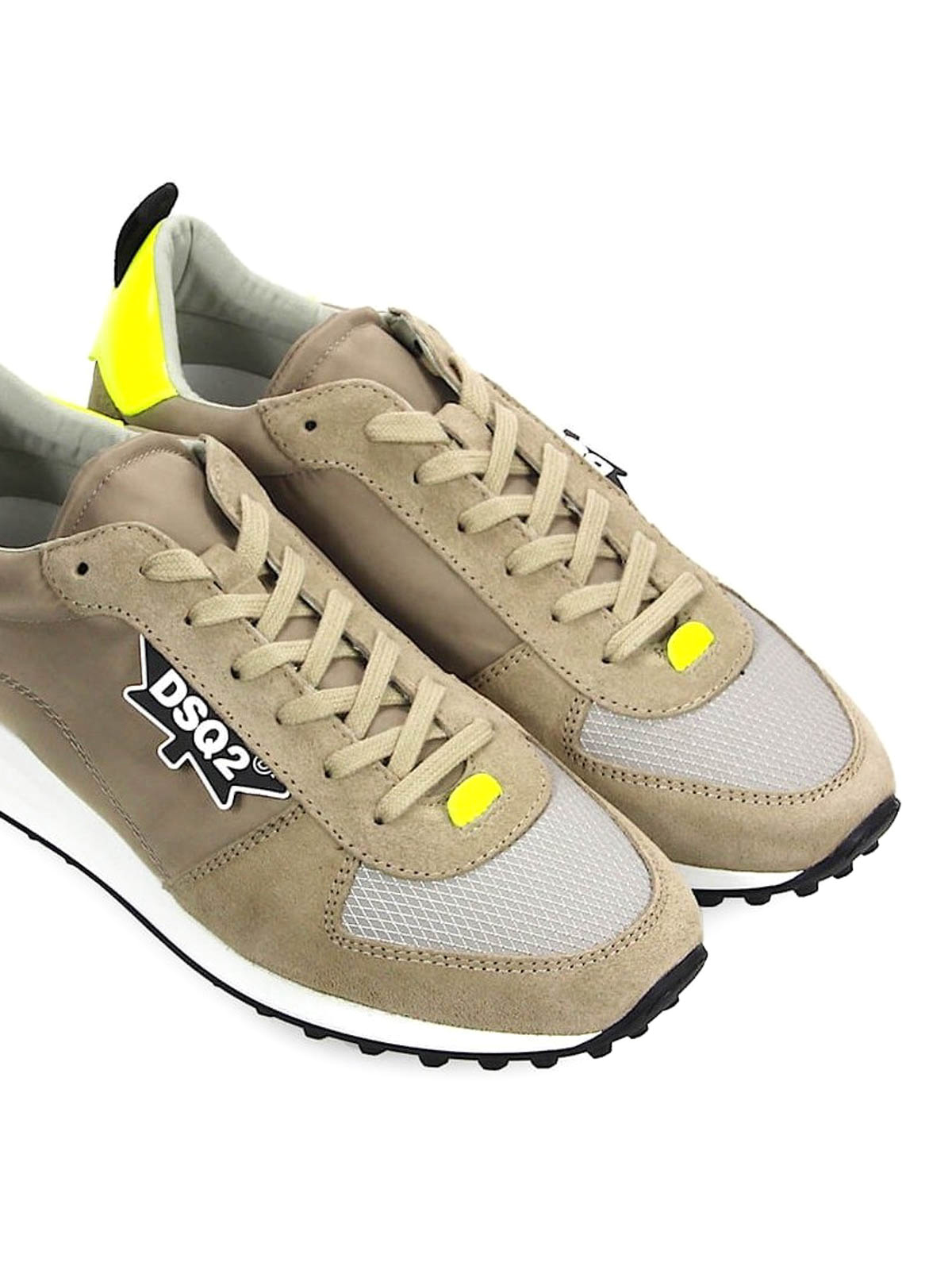Dsquared2 - New Runner Hiking sneakers
