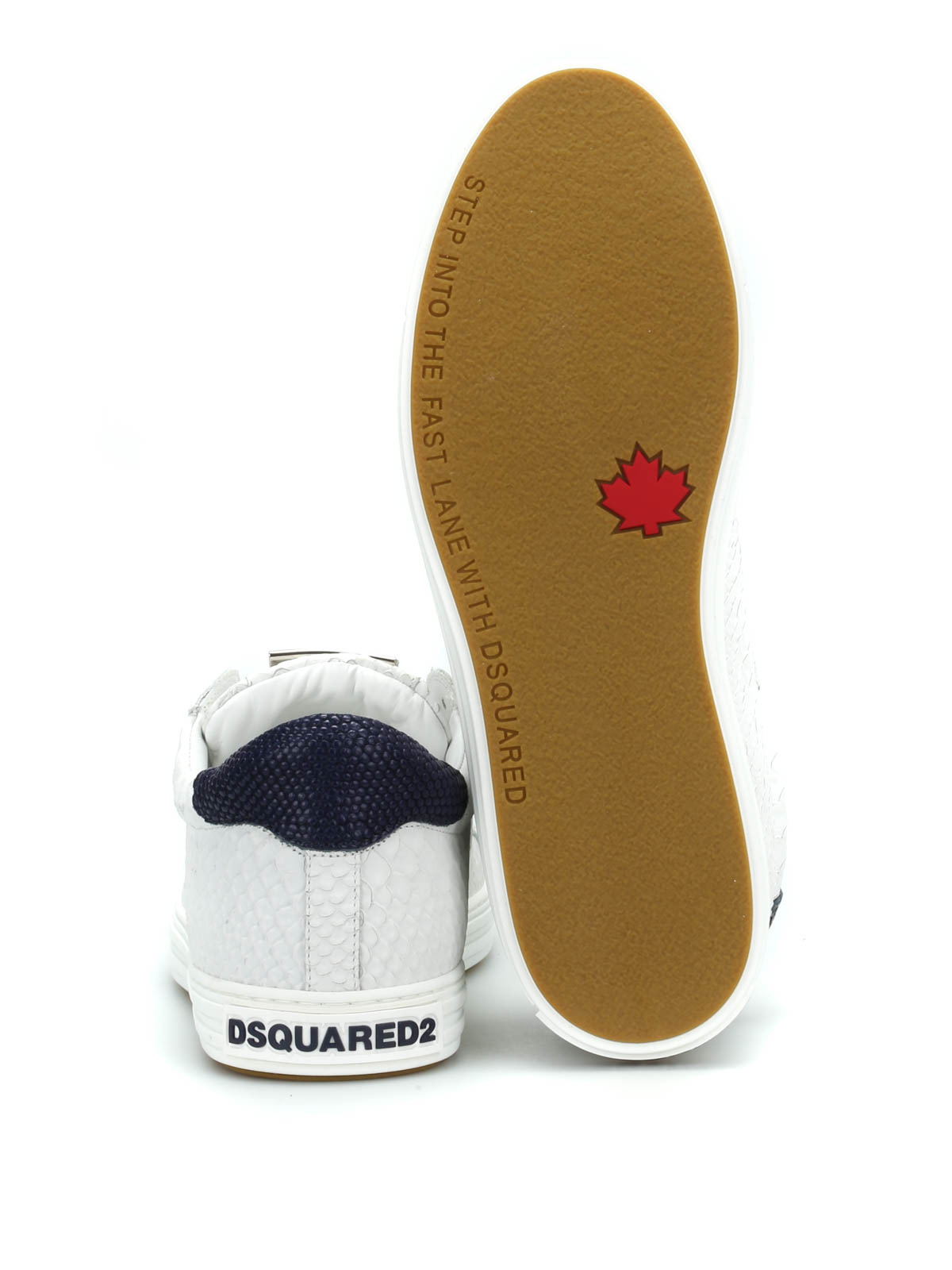 865468f15c85e Dsquared2 - Tennis Club sneakers - trainers - S16SN103 446 M313