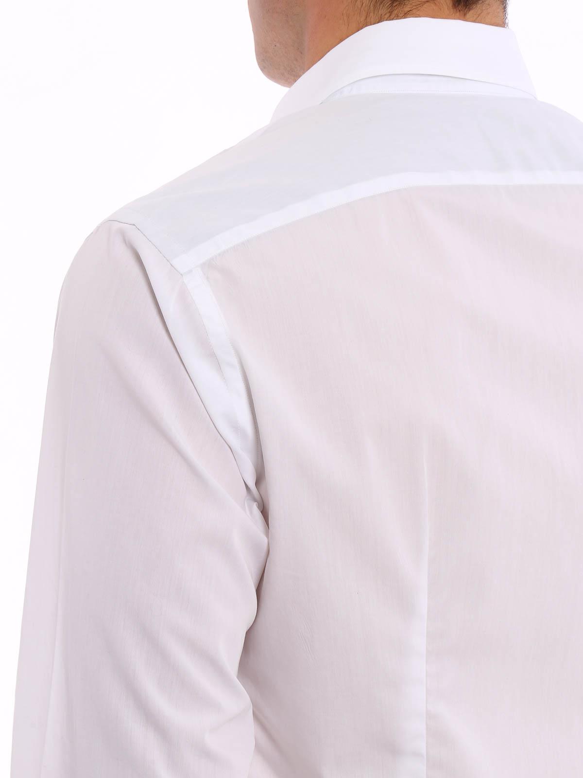 Egyptian Cotton Shirt By Eleventy Shirts Ikrix