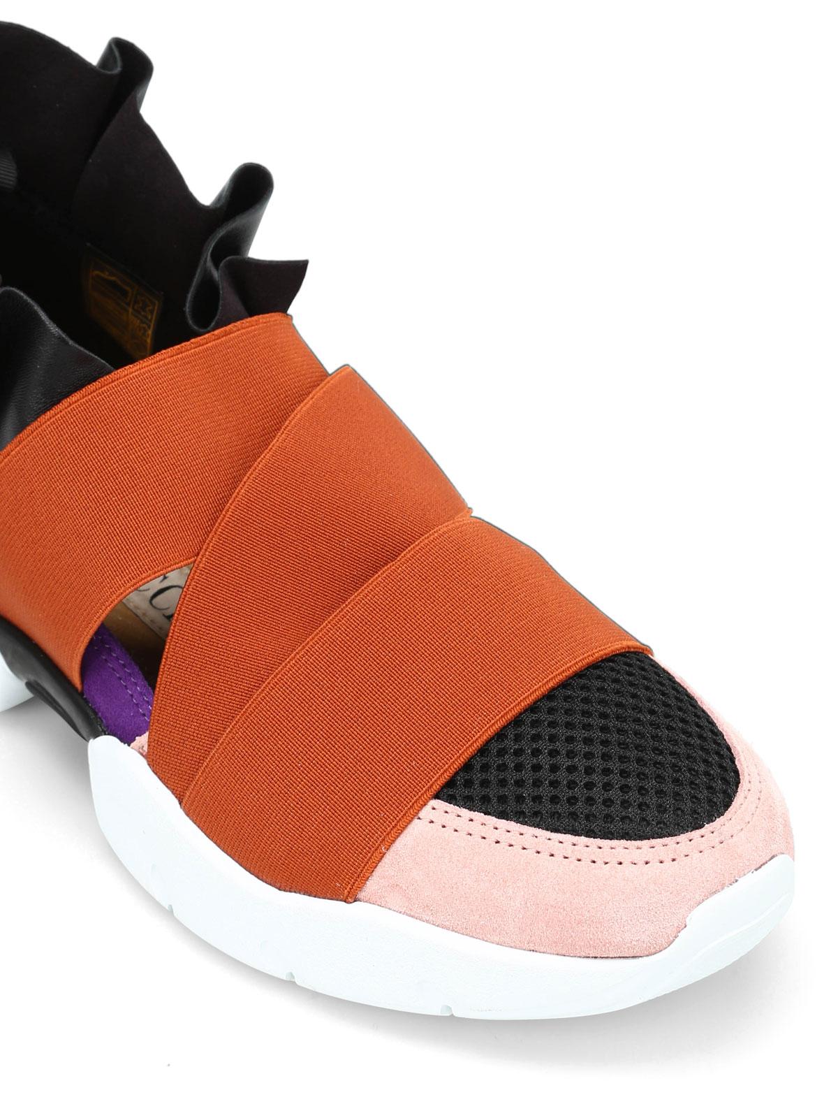 Emilio Pucci - Leather and neoprene