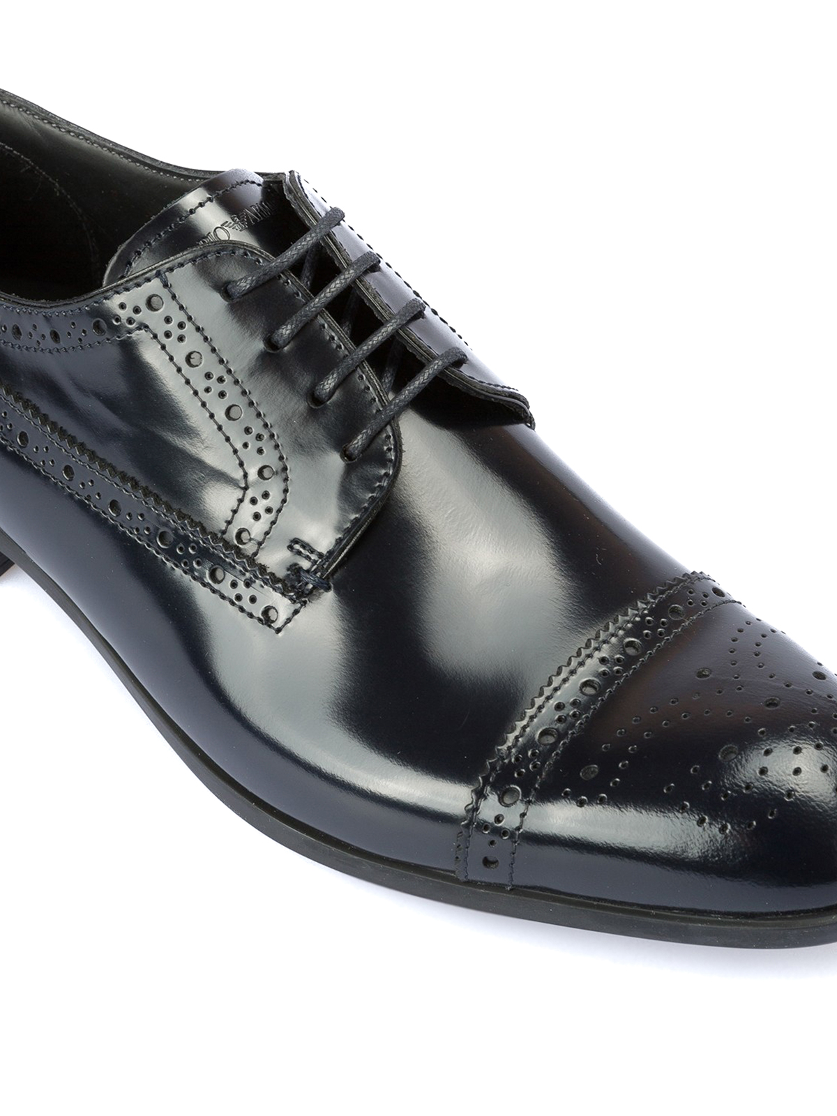 9f14d7b68ef iKRIX EMPORIO ARMANI  Chaussures classiques - Chaussures - Bleu
