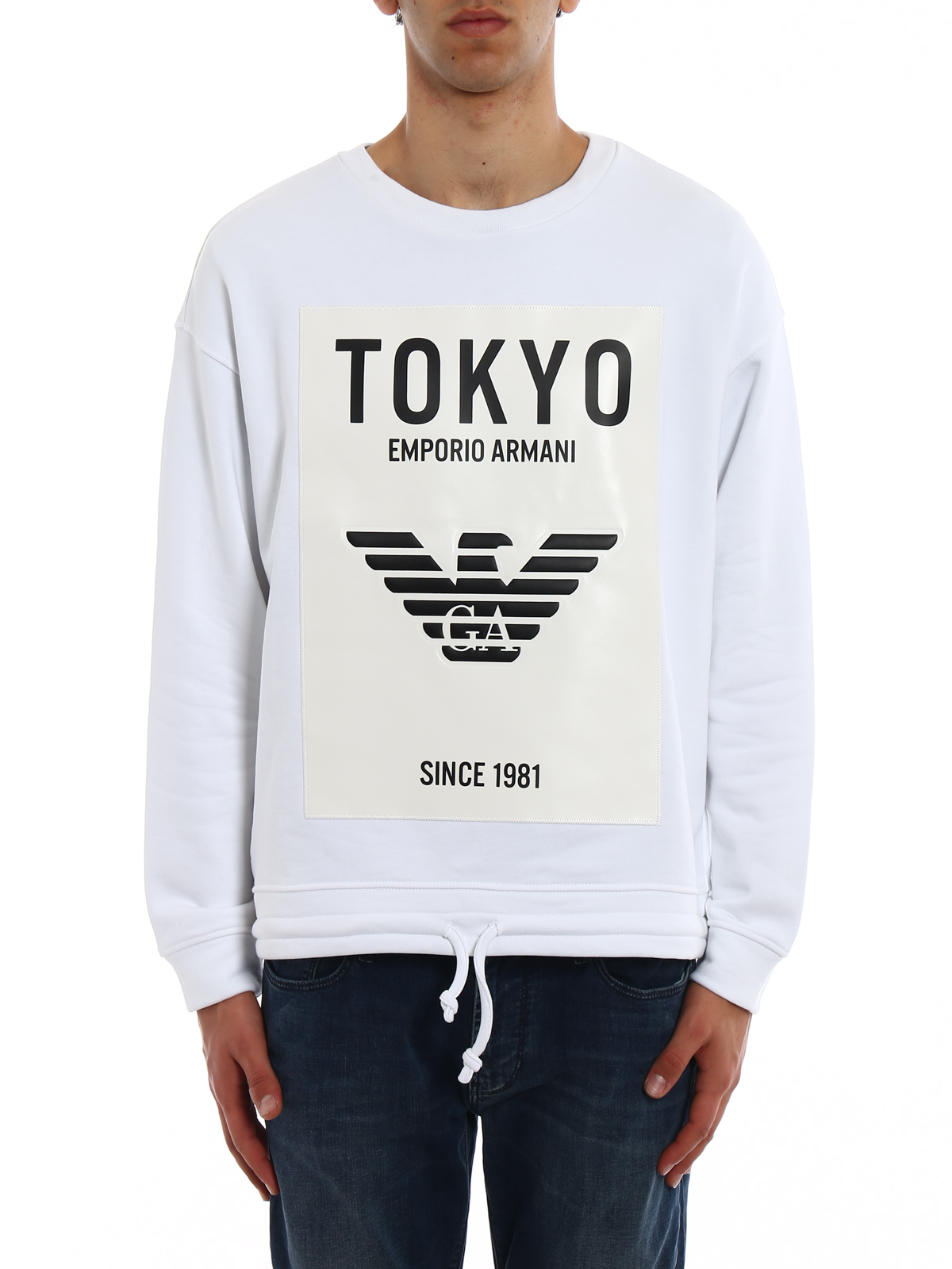 famous brand hot products buy sale Emporio Armani - Sweat-Shirts - Tokyo - Sweatshirts & Pulls ...