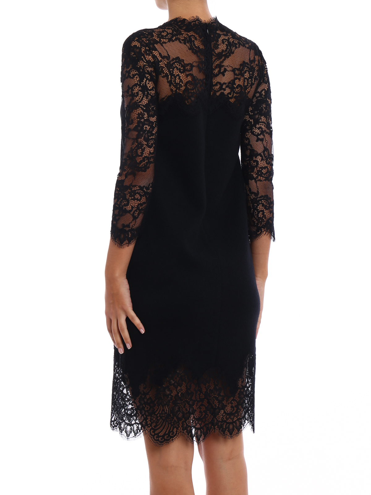 0565c5f9deb0 iKRIX ERMANNO SCERVINO: cocktail dresses - Bon ton lace pashmina dress