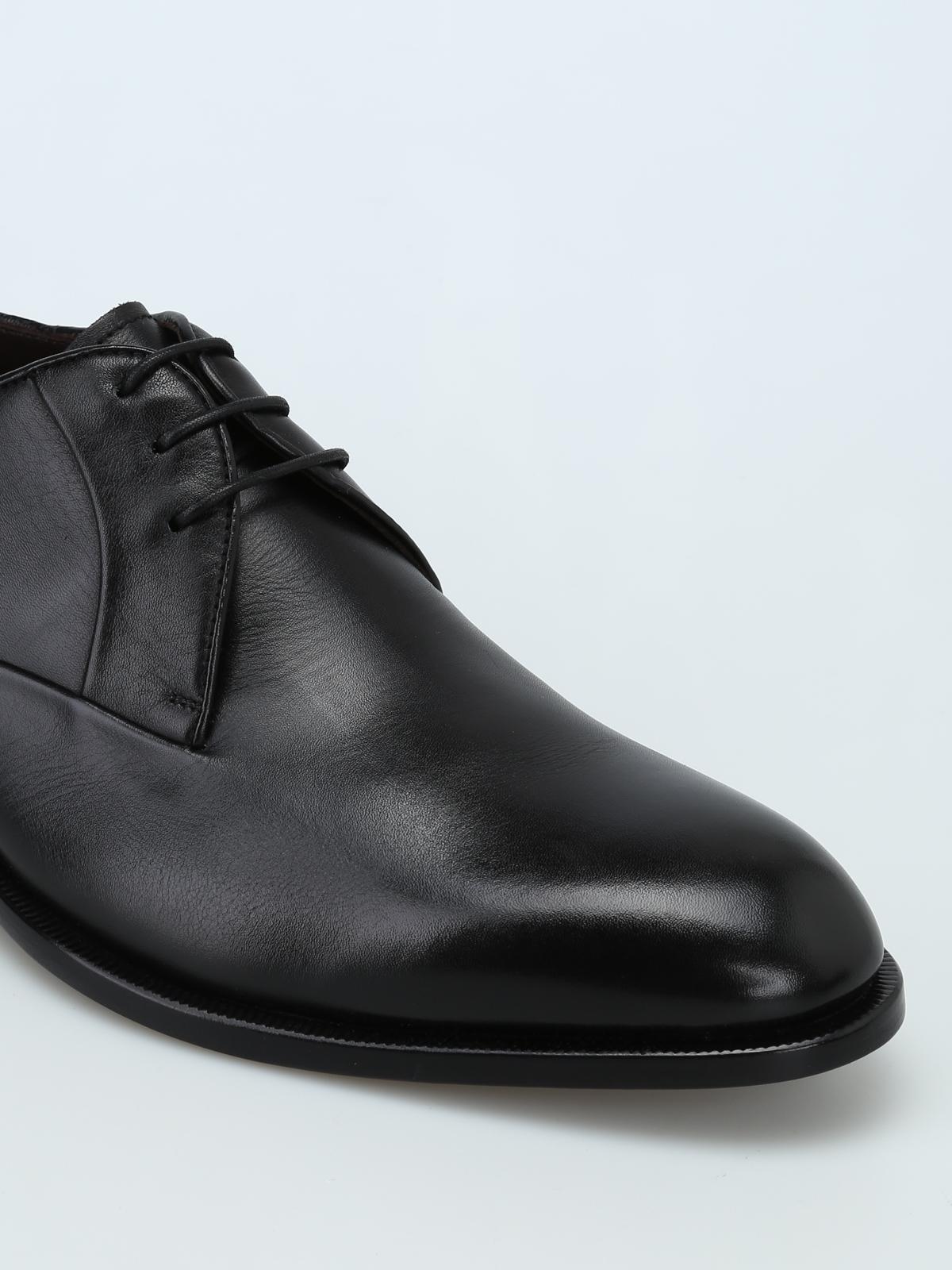 dec185f821 Ermenegildo Zegna - Zapatos Clásicos - Negro - Clásicos - A2606XMTSNER