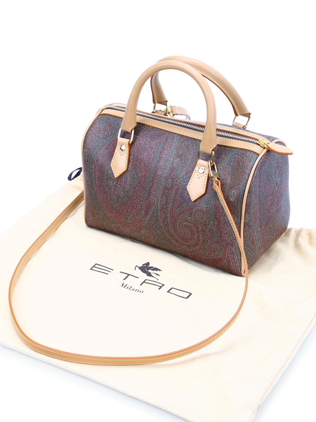 online store 135df 33f9b Etro - Bauletto in paisley jacquard - bauletti - 03874 1906 600