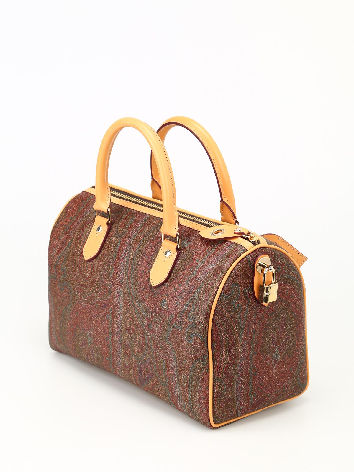 premium selection a5d4a 3c478 Etro - Bauletto a motivo Paisley - bauletti - 18010600 ...
