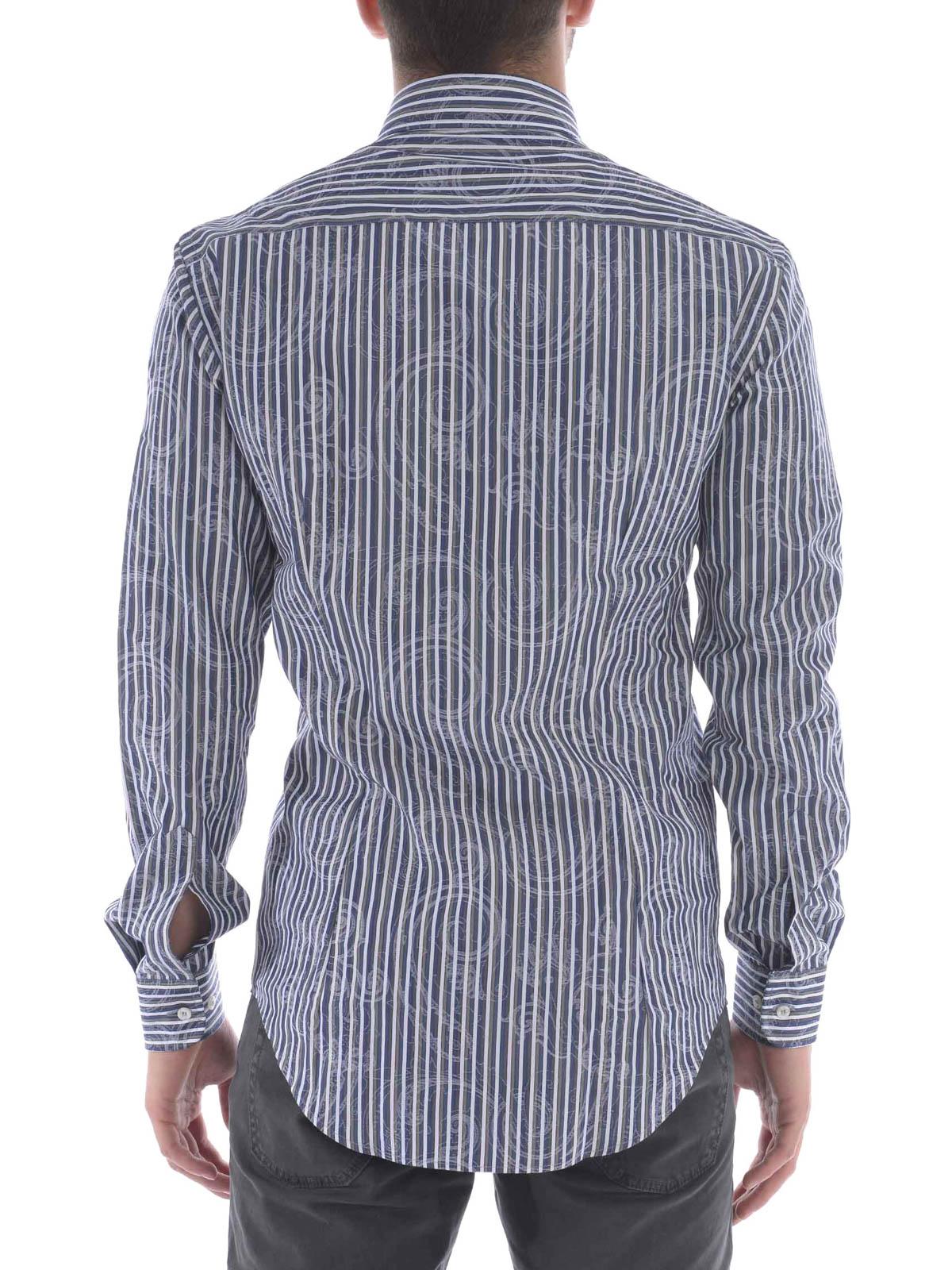 a810e8a28 Womens Paisley Patterned Shirts | Top Mode Depot