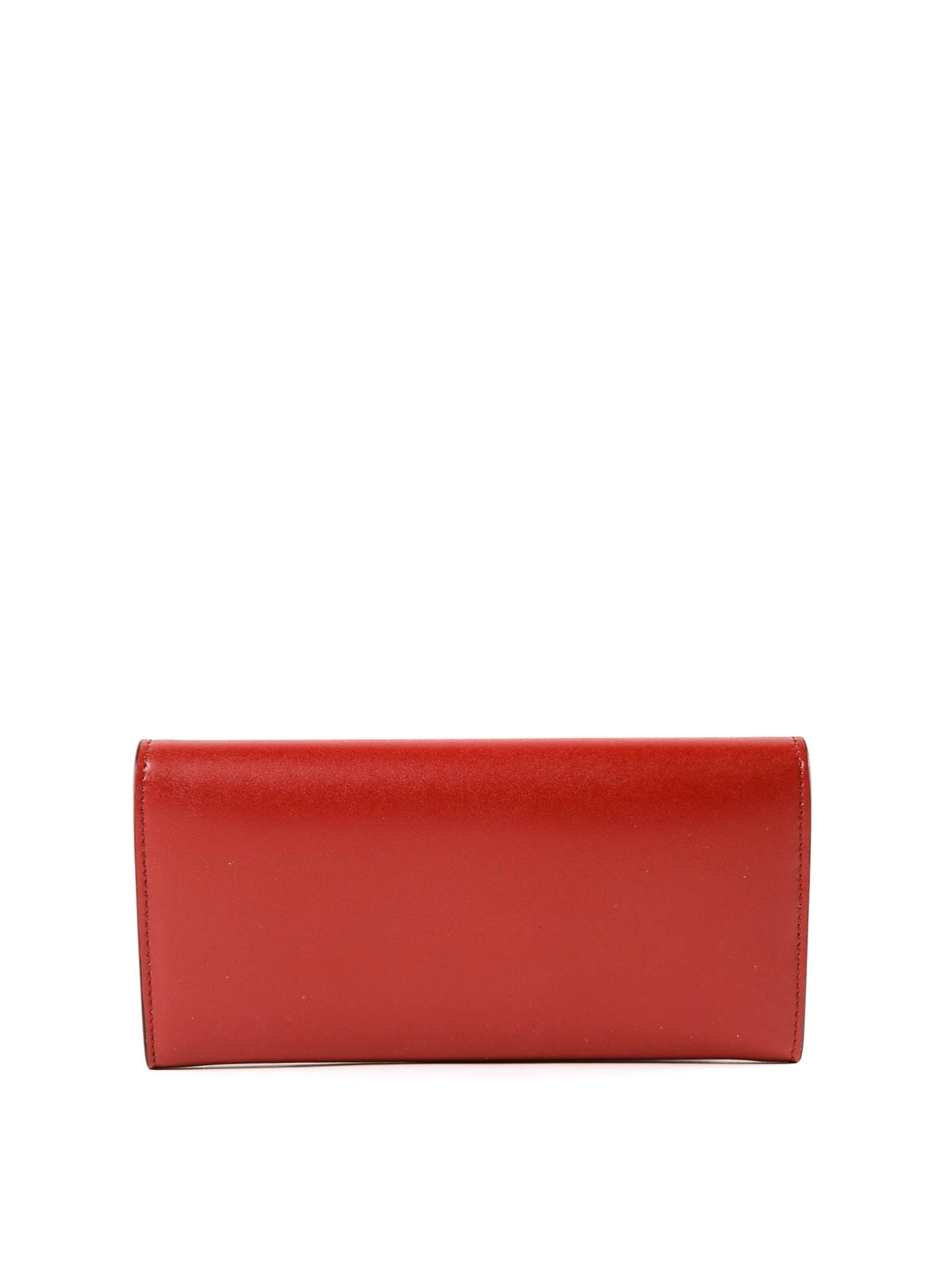 f233a356c0 iKRIX FENDI: wallets & purses - Crayons red leather continental wallet