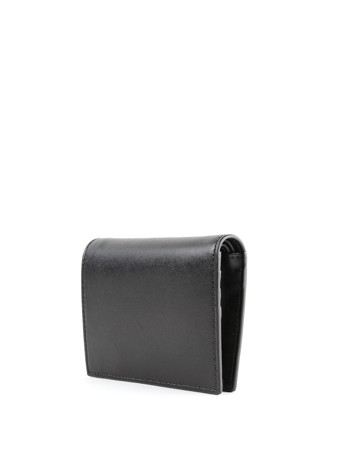 02c71852bb Fendi - F is Fendi black leather bifold wallet - wallets & purses ...