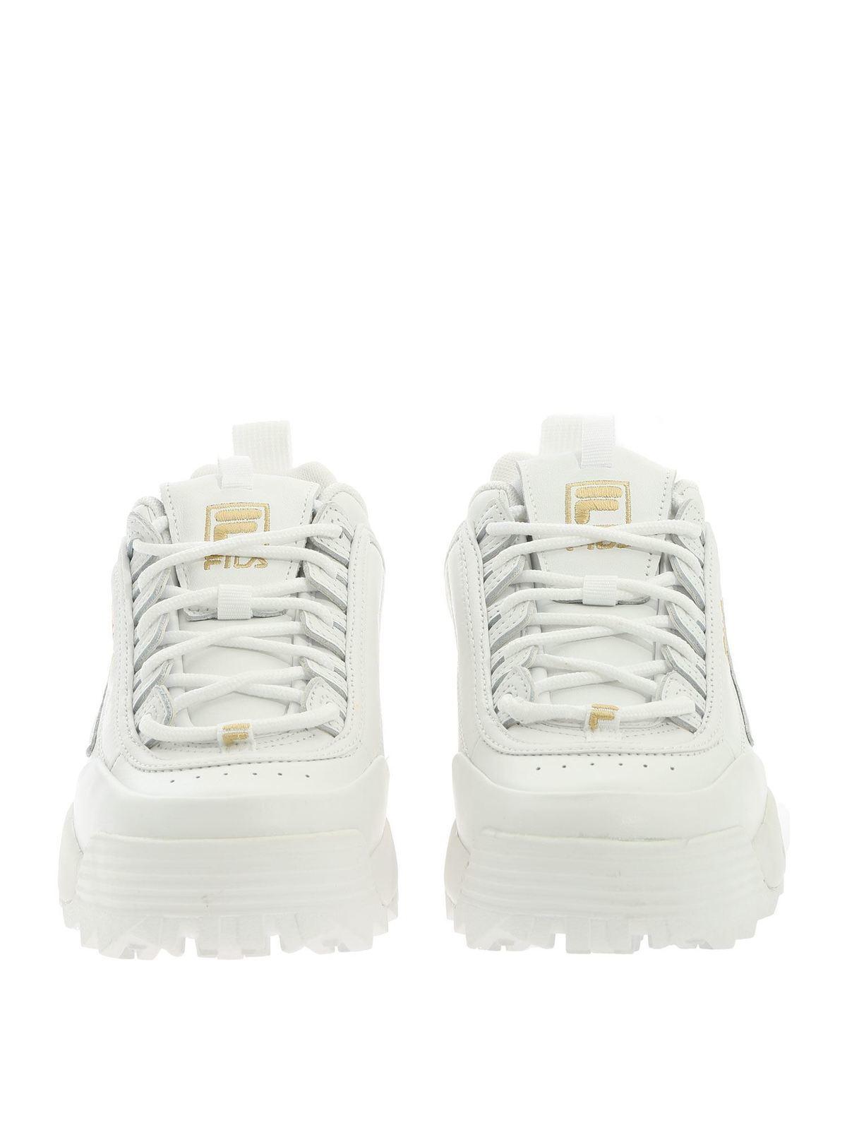 Fila - Disruptor Premium sneakers in