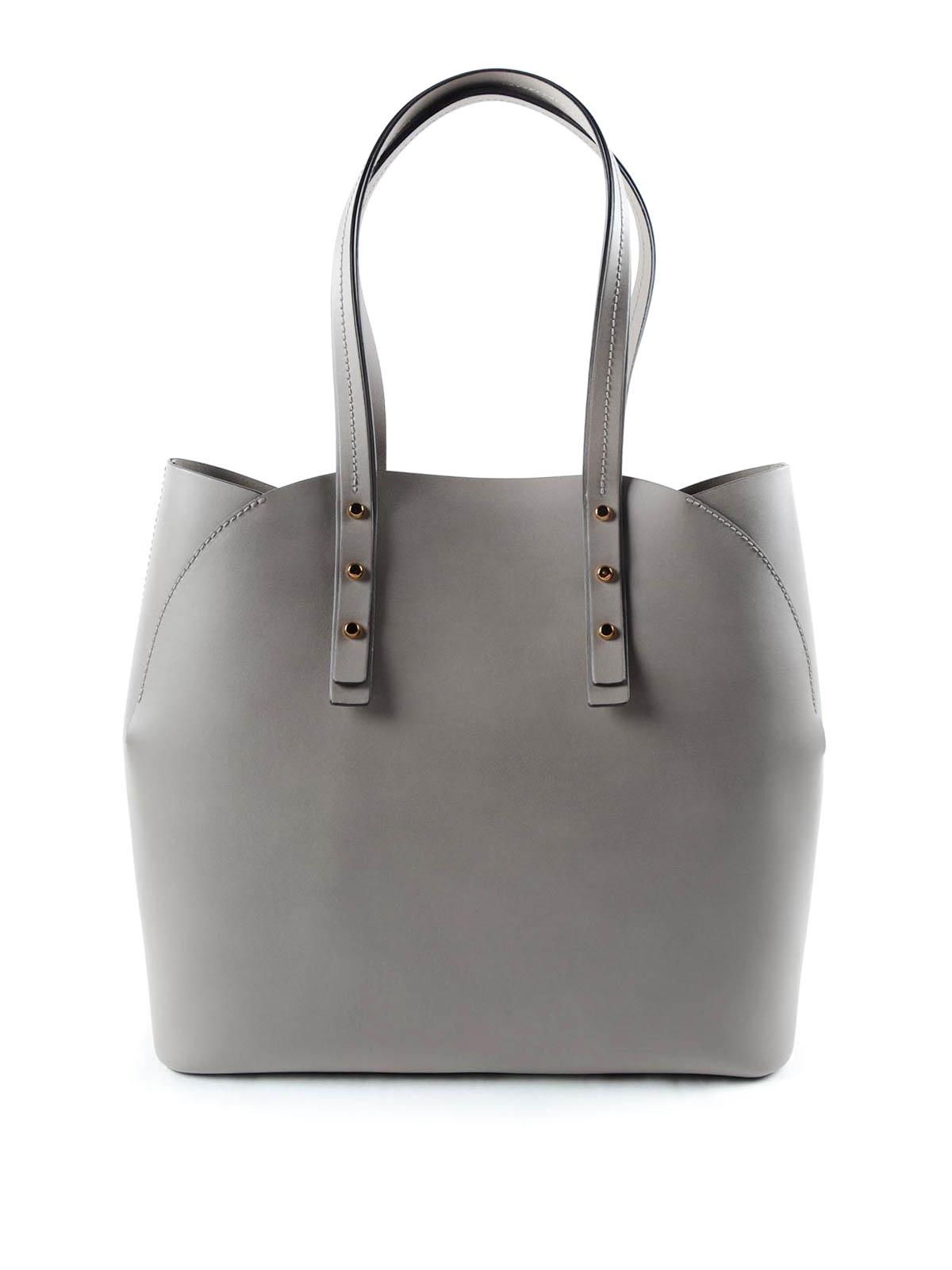 Furla - Aurora leather tote bag - totes bags - 851976 SABBIA  c0ead9cb90759