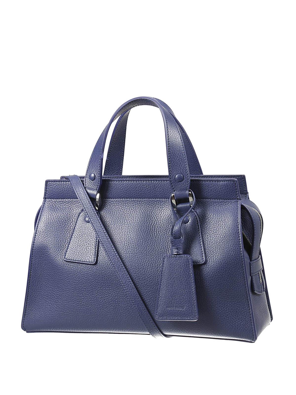 08e5d28cedcf iKRIX GIORGIO ARMANI  totes bags - Le Sac 11 hammered leather tote