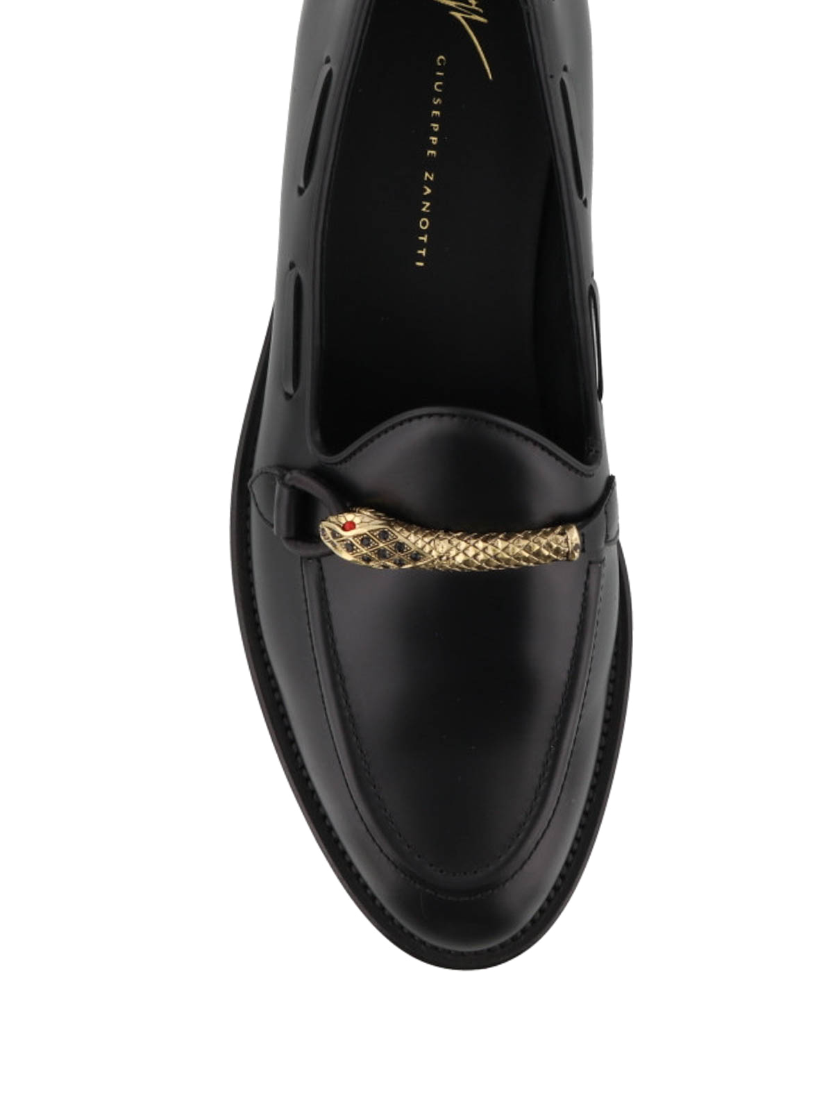 Giuseppe Zanotti - Grady loafers with