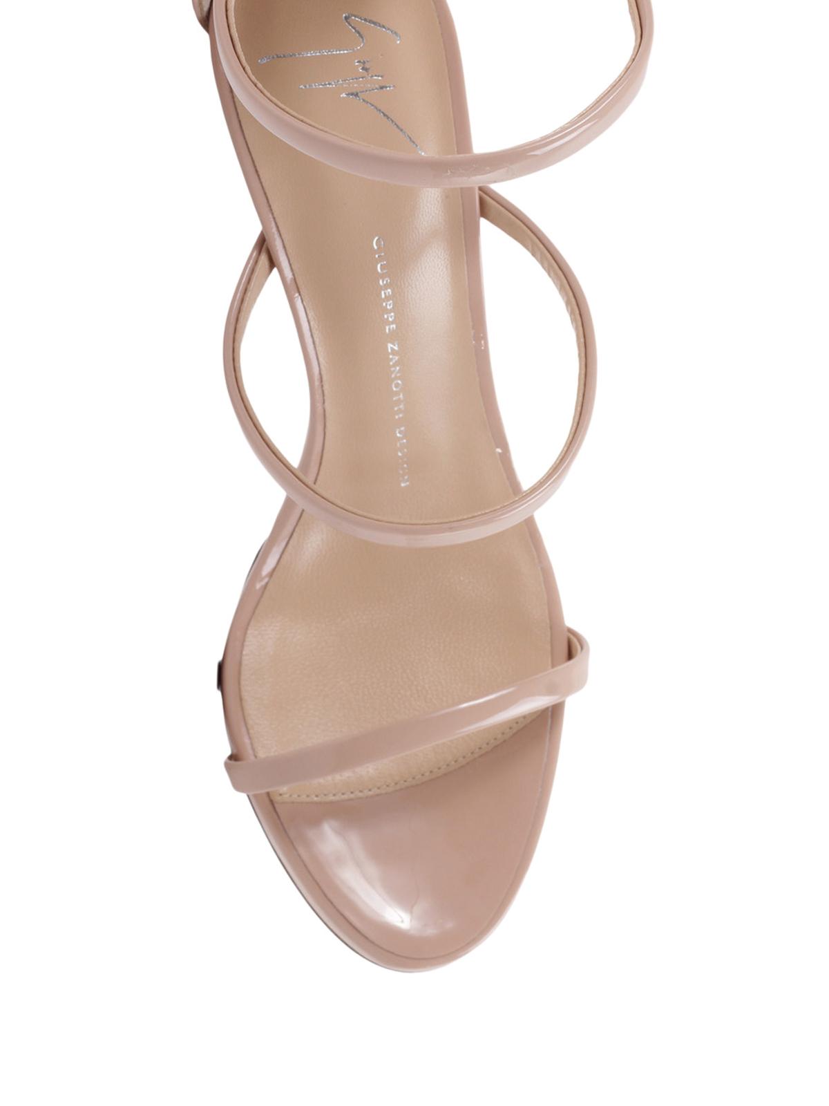 e55cd4a5a080a Giuseppe Zanotti - Harmony 90 sandals - sandals - E70092 001   iKRIX.com