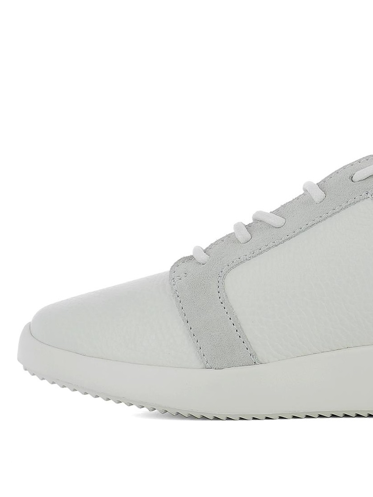 b1a9a49352f7 Giuseppe Zanotti - G Runner leather sneakers - trainers - RS80078001