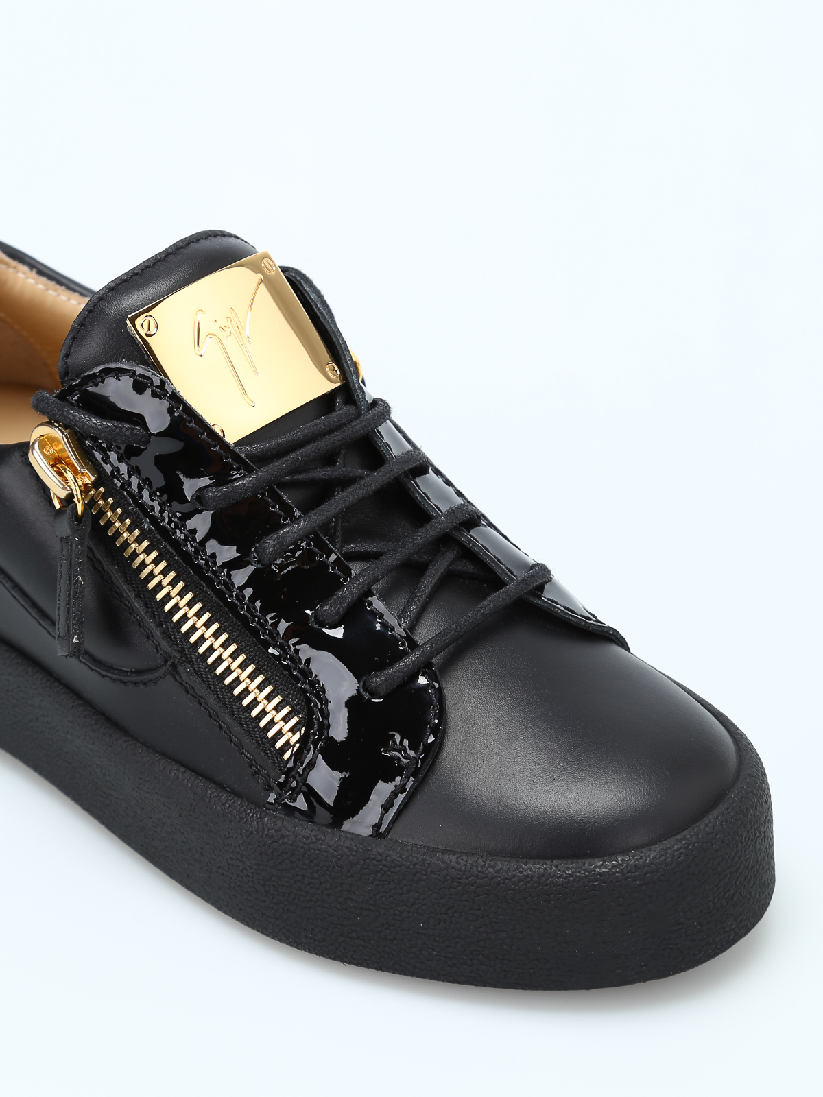 Giuseppe Zanotti May London Low Top Sneakers Trainers