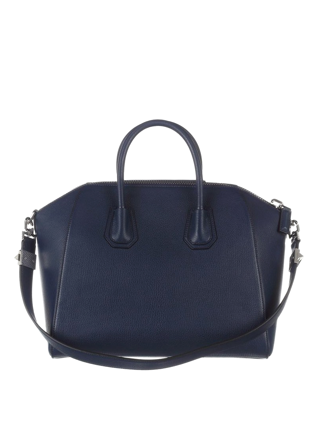 ecd520511488 iKRIX GIVENCHY  bowling bags - Antigona medium blue leather bag