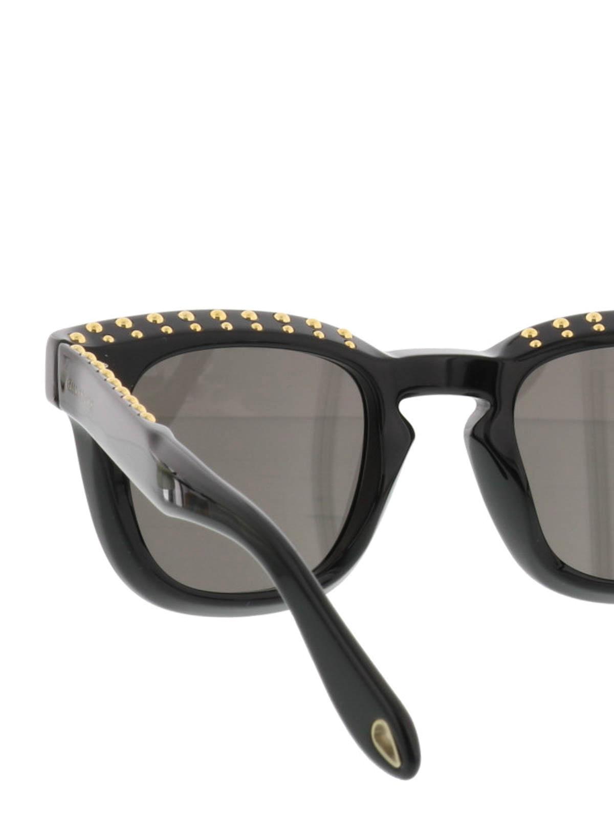 codice promozionale 4d10b f28e9 Givenchy - Occhiali decorati con micro borchie - occhiali da ...