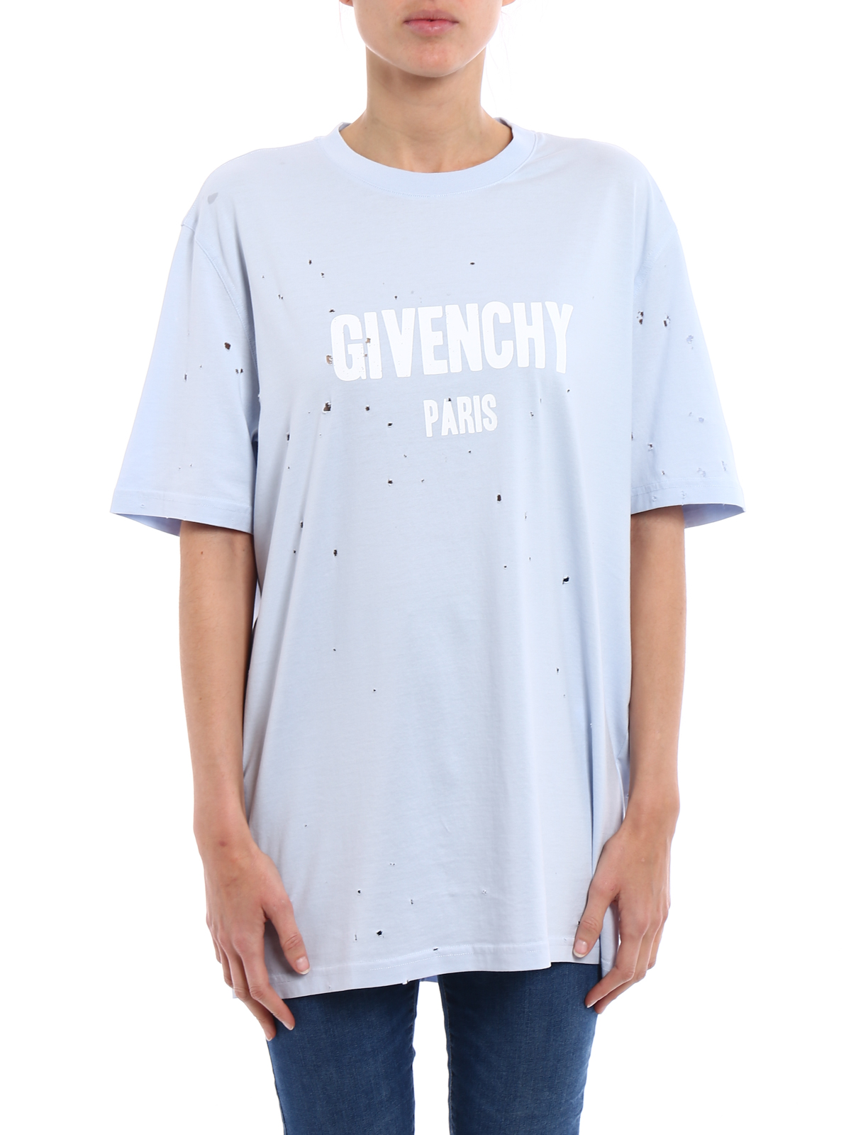 Givenchy T Shirt Over T Shirts Bw700d3015 453