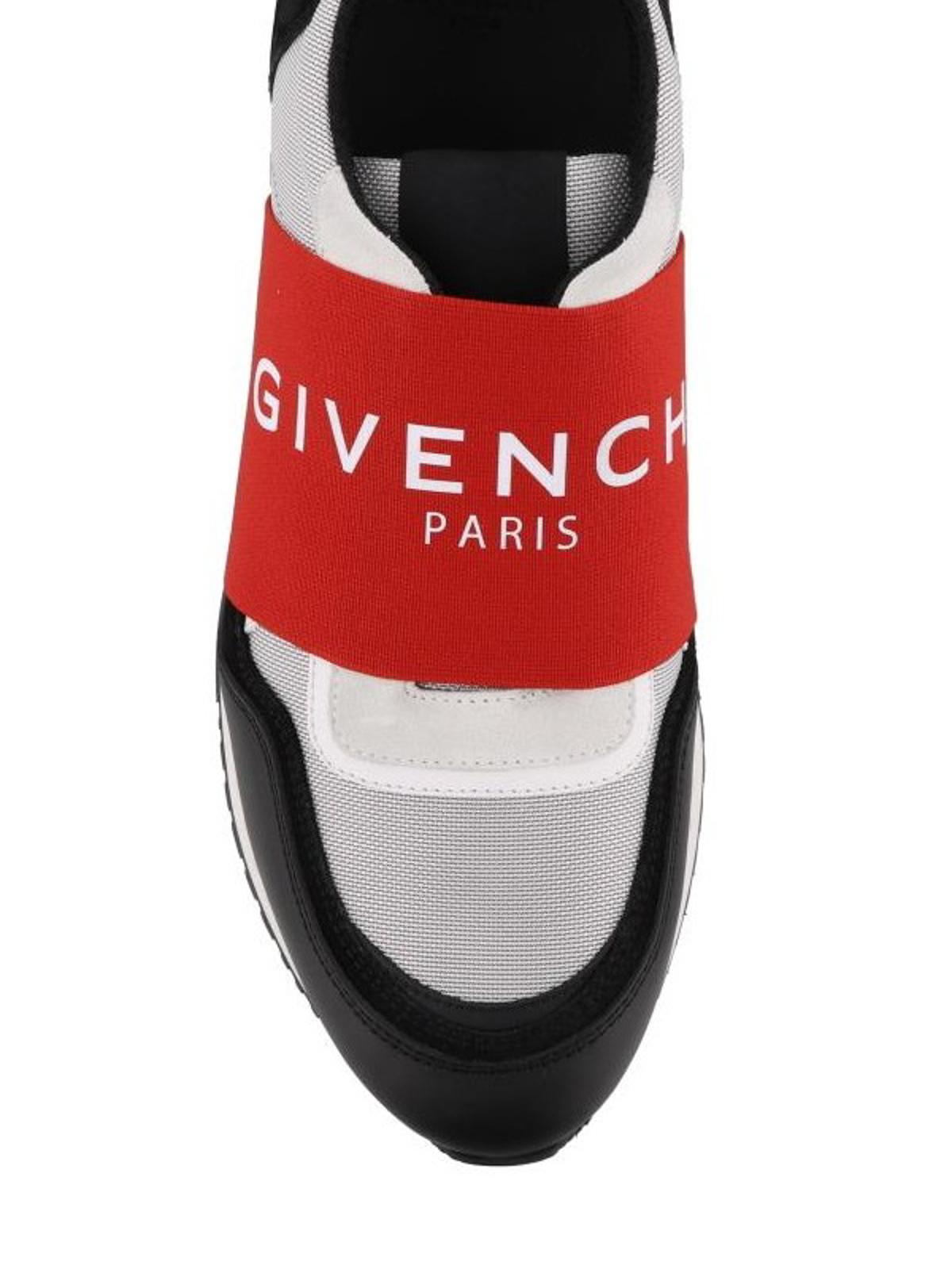 Active Runner elastic band sneakers