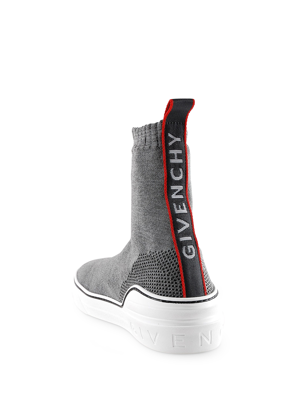 Givenchy - George V mid sock sneakers