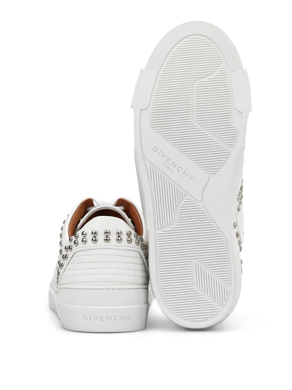 Givenchy - Tyson II studded sneakers - trainers - BE08757158100 501798e35