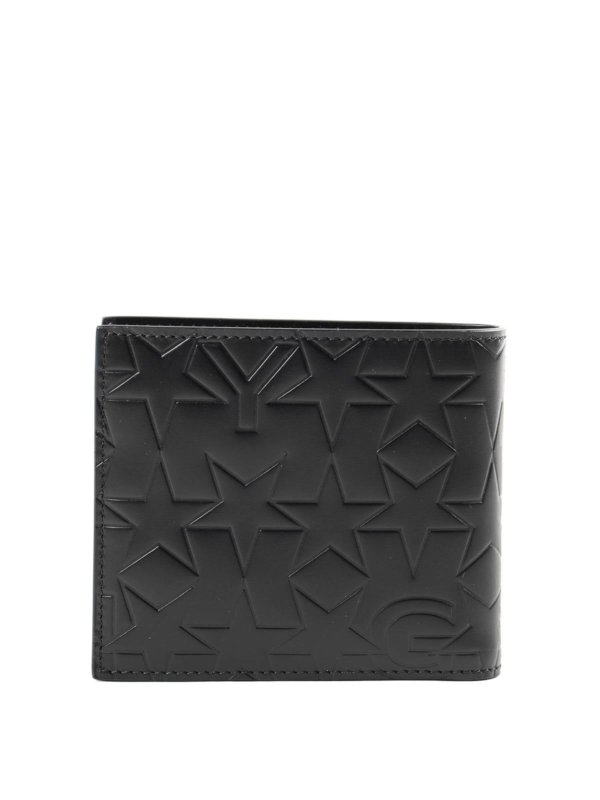 19a72d16ba Givenchy - Portafoglio in pelle goffrata - portafogli - BK06021106 001