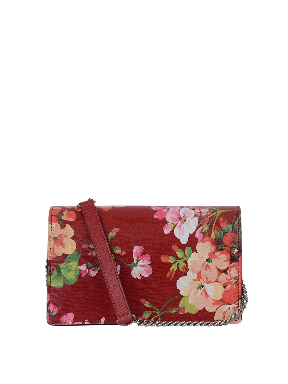 2caf4e75b66 Gucci - Blooms print chain clutch - clutches - 410114 CWB1N 6469