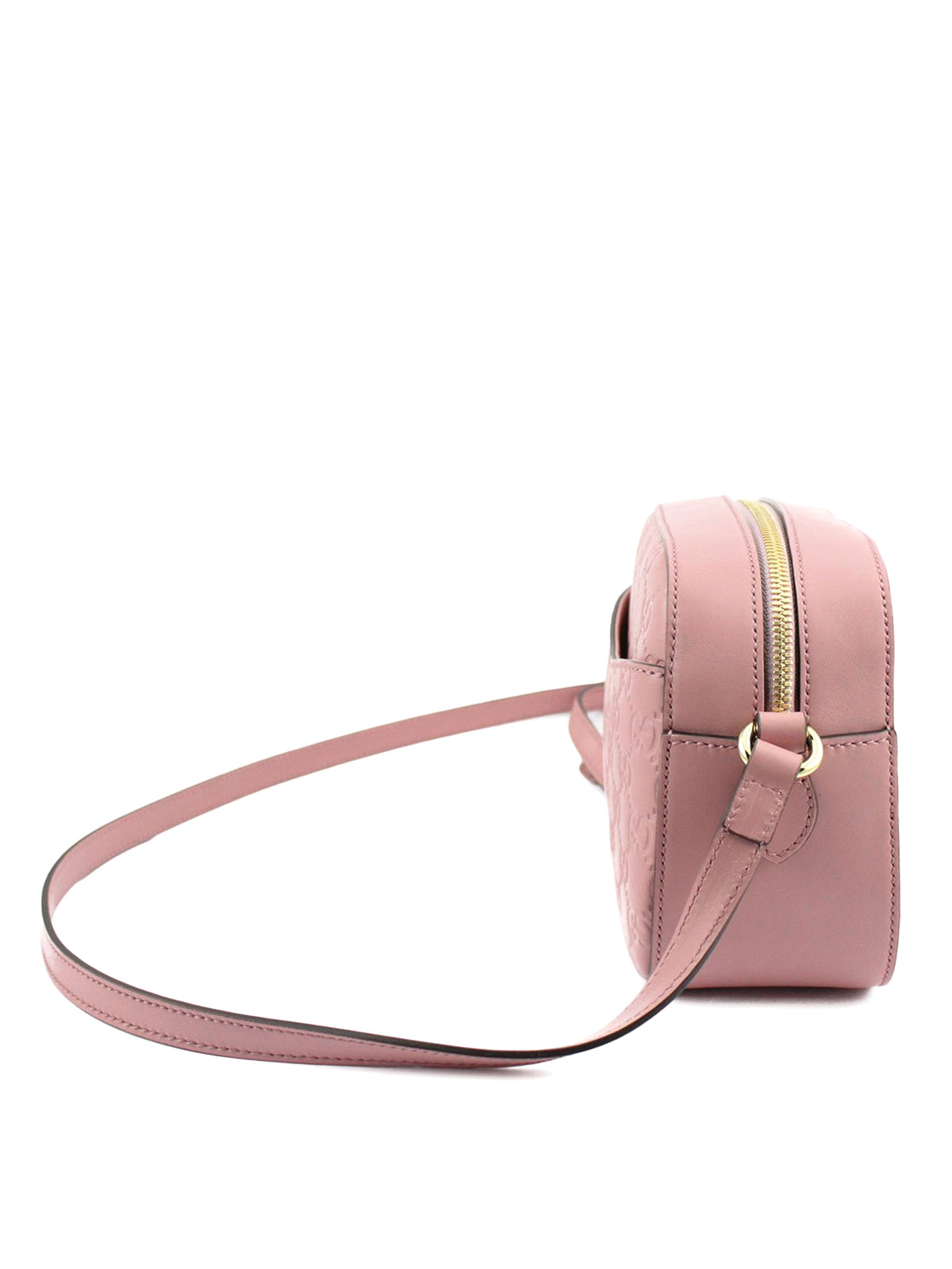 48dca6682805 Gucci Signature Leather Crossbody Bag. Signature leather crossbody bag by  Gucci - cross body bags | Shop online ...
