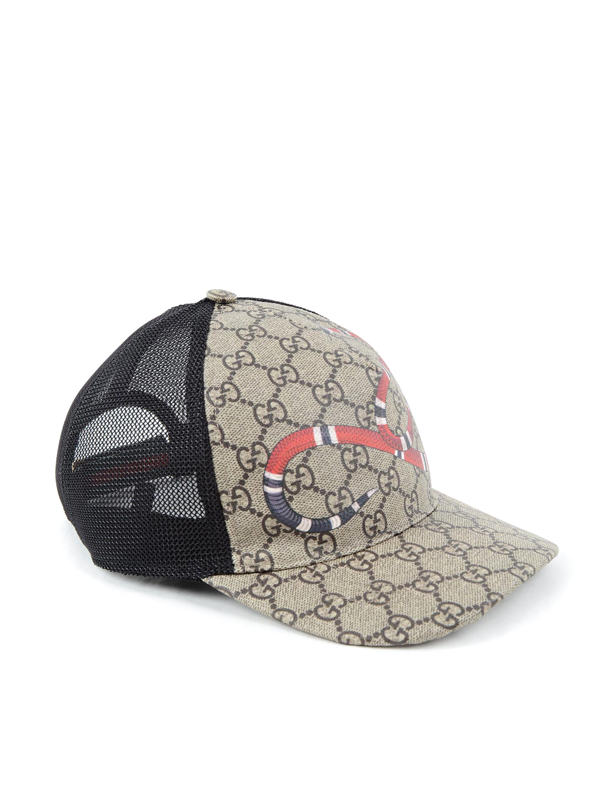 snake gg supreme baseball hat by gucci hats caps ikrix. Black Bedroom Furniture Sets. Home Design Ideas