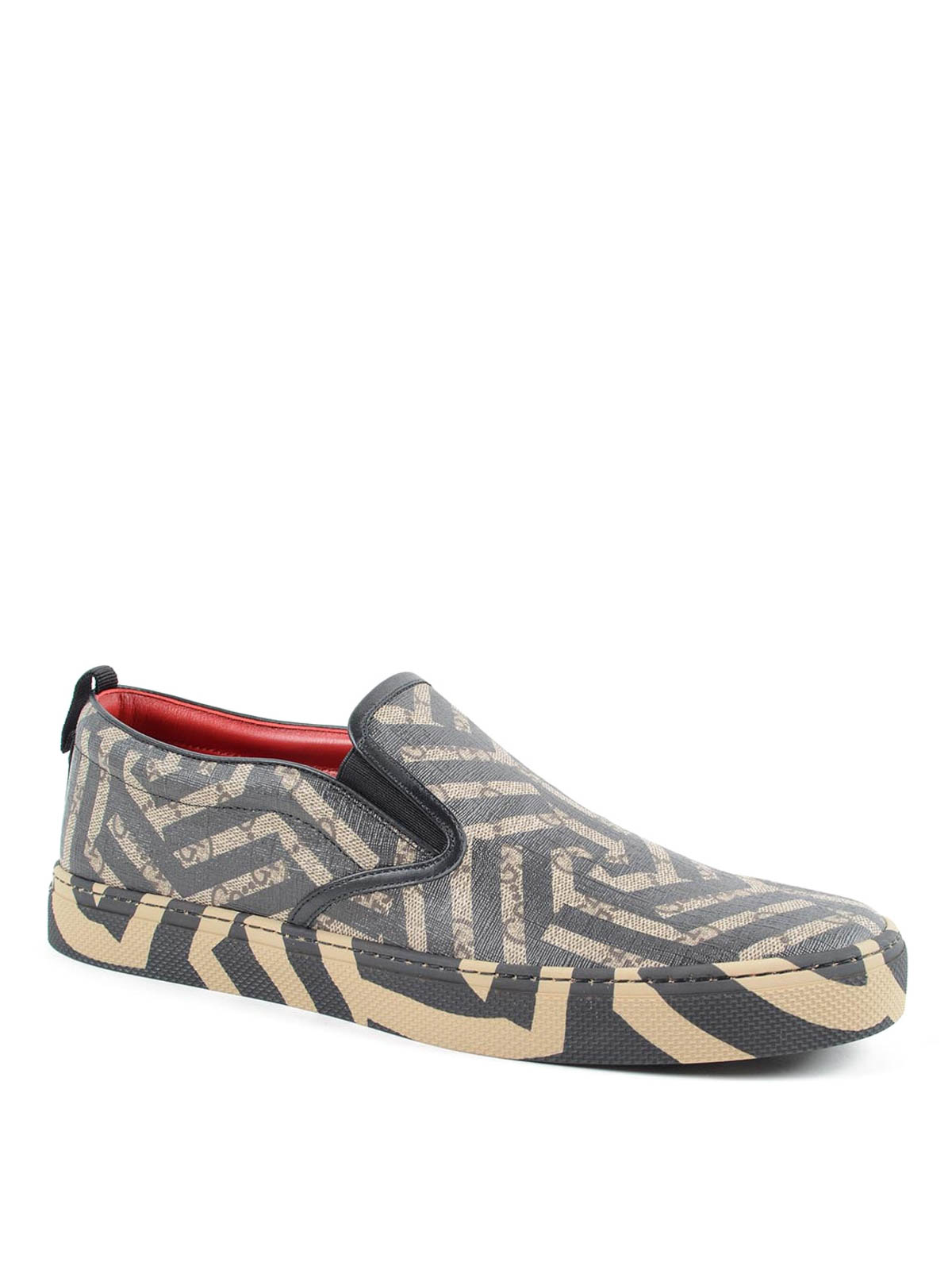 a65db14b14a Gucci - GG Caleido sneakers - Loafers   Slippers - 407362 KVW40 9761
