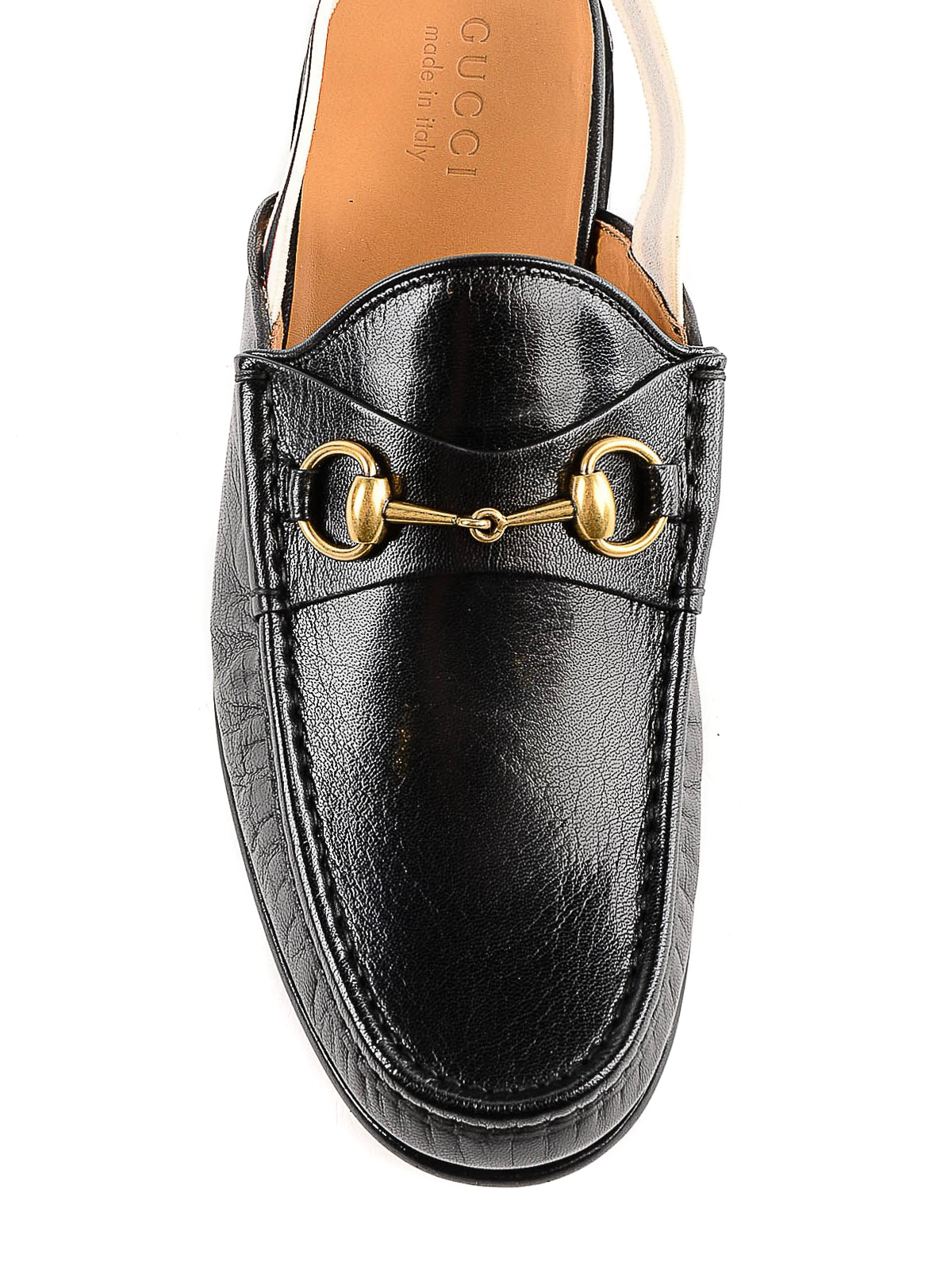 Gucci - Zapatillas - Negro - Mocasines y Zapatillas - 5234060G0B0 1073 1ba38e697bb