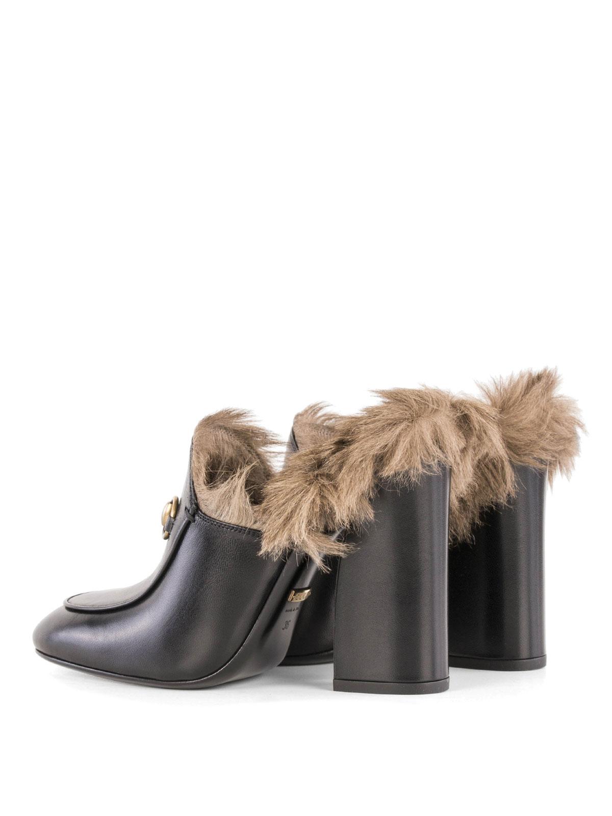 b814e5aab8ce39 Gucci Sandal Fur
