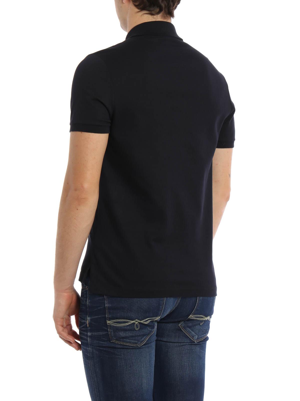 promo code 15ae7 630d4 Gucci - ポロシャツ メンズ - 黒 - ポロシャツ - 408322X5H614440