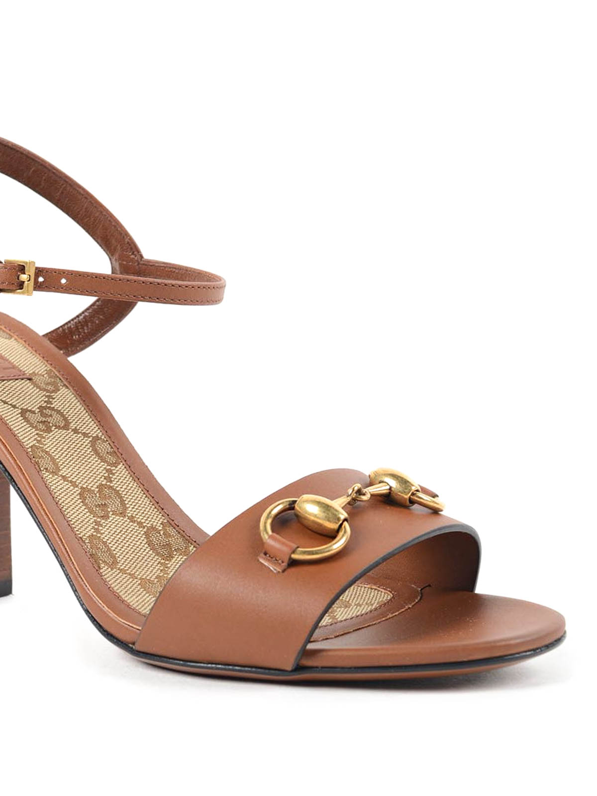 46e7bfd5617 Gucci - Mid-heeled sandals - sandals - 384823 A3N00 2535