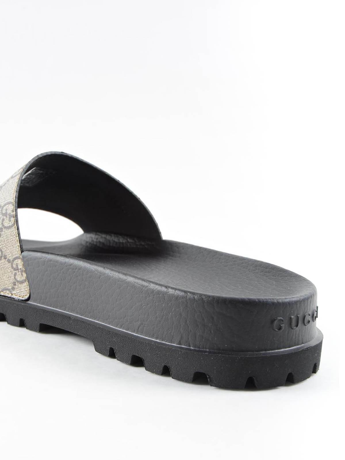 0d530a04b Gucci - Sandalias Multicolor Para Hombre - Sandalias - 456234K5Y00 8919