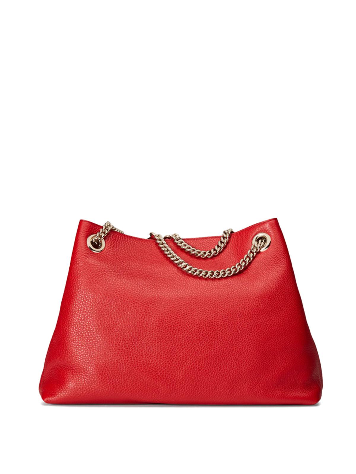 42080633dc13 iKRIX GUCCI  shoulder bags - Soho medium leather shoulder bag