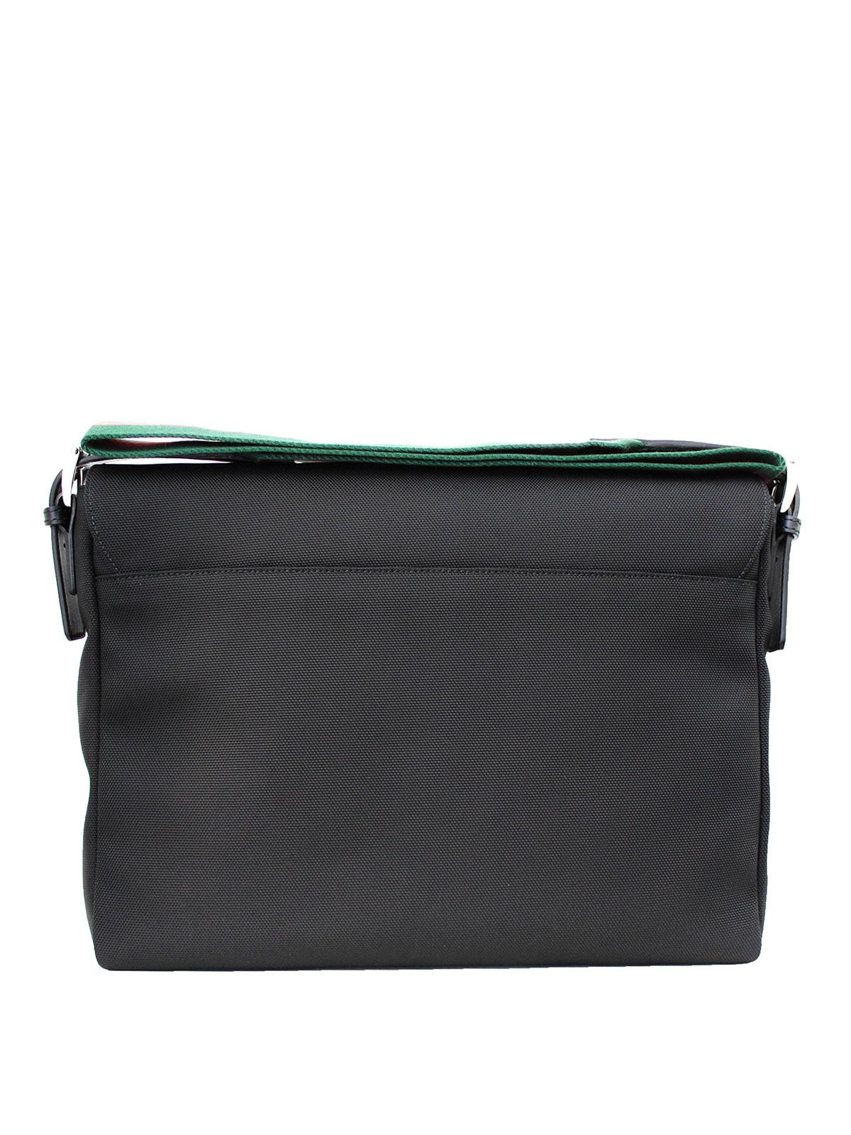 1187ce442a08 Gucci - Techno canvas messenger bag - shoulder bags - 337073 KWT5N 1060