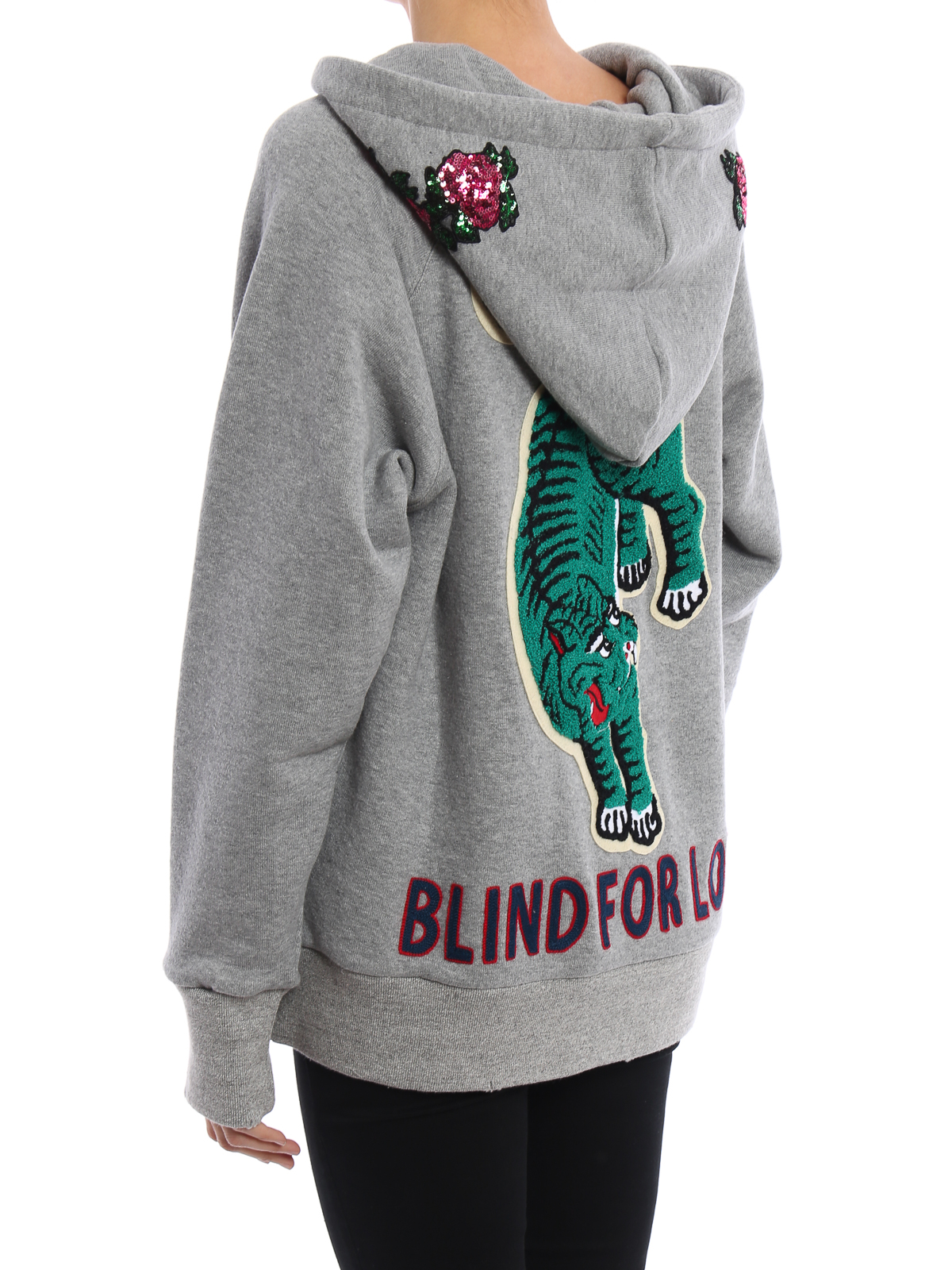 Gucci Blind For Love Sweater Sweatshirts Amp Sweaters