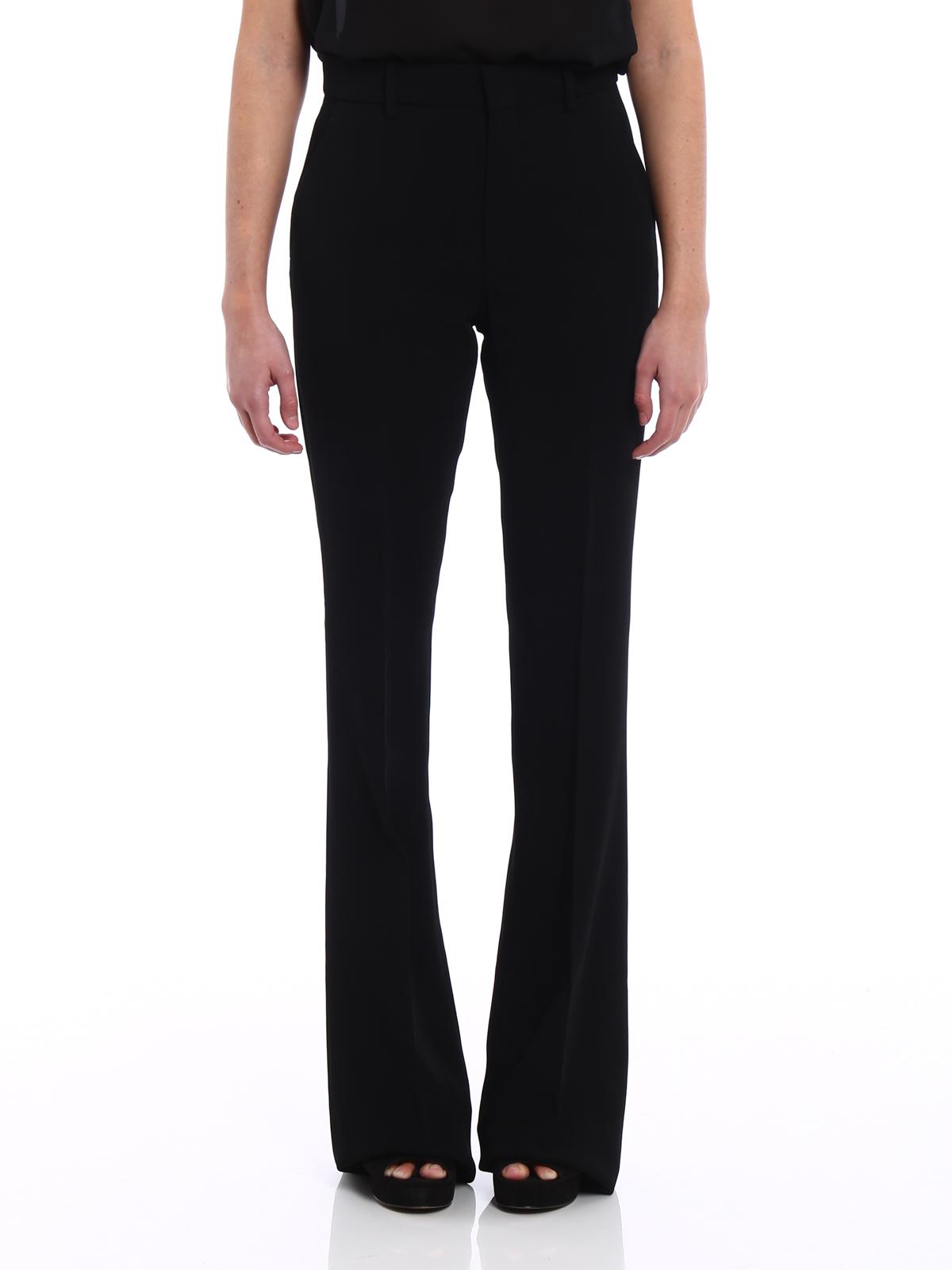 Cady Flared Pants - Black Gucci fG4u5EdG