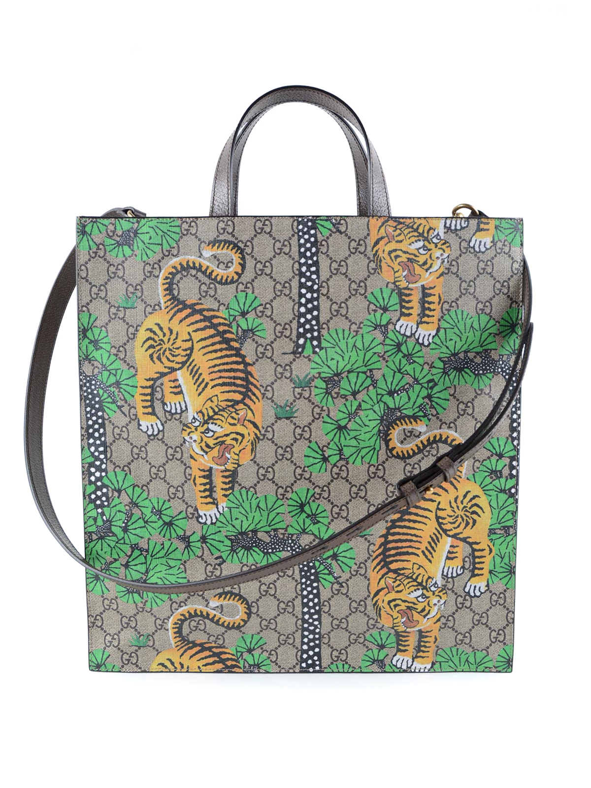084a0aebbbc7 Gucci Tote Bag Bengal Print | Stanford Center for Opportunity Policy ...