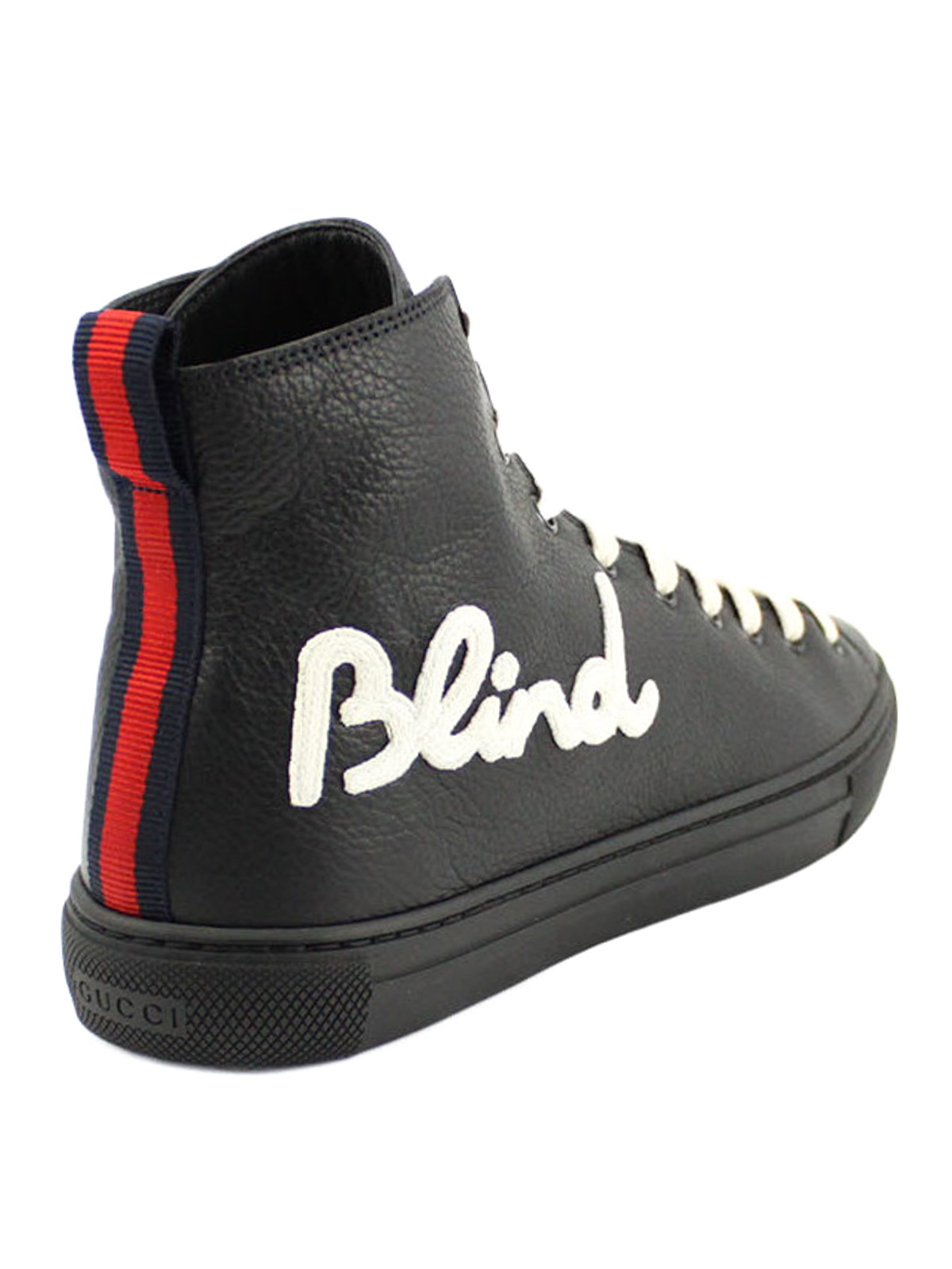 313c546661c Gucci - Blind For Love high-top sneakers - trainers - 449992BXOA01066