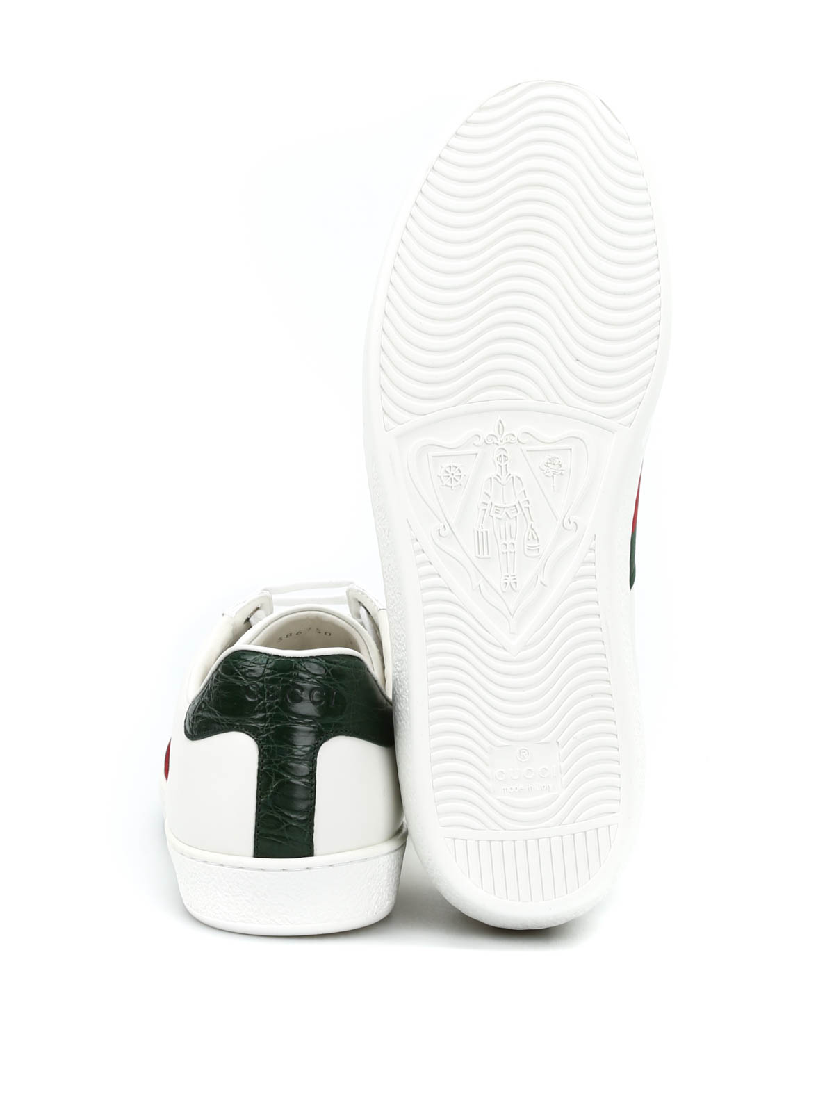 2d940dad505 Gucci - Sneaker Fur Herren - Weiß - Sneaker - 386750 A3830 9071