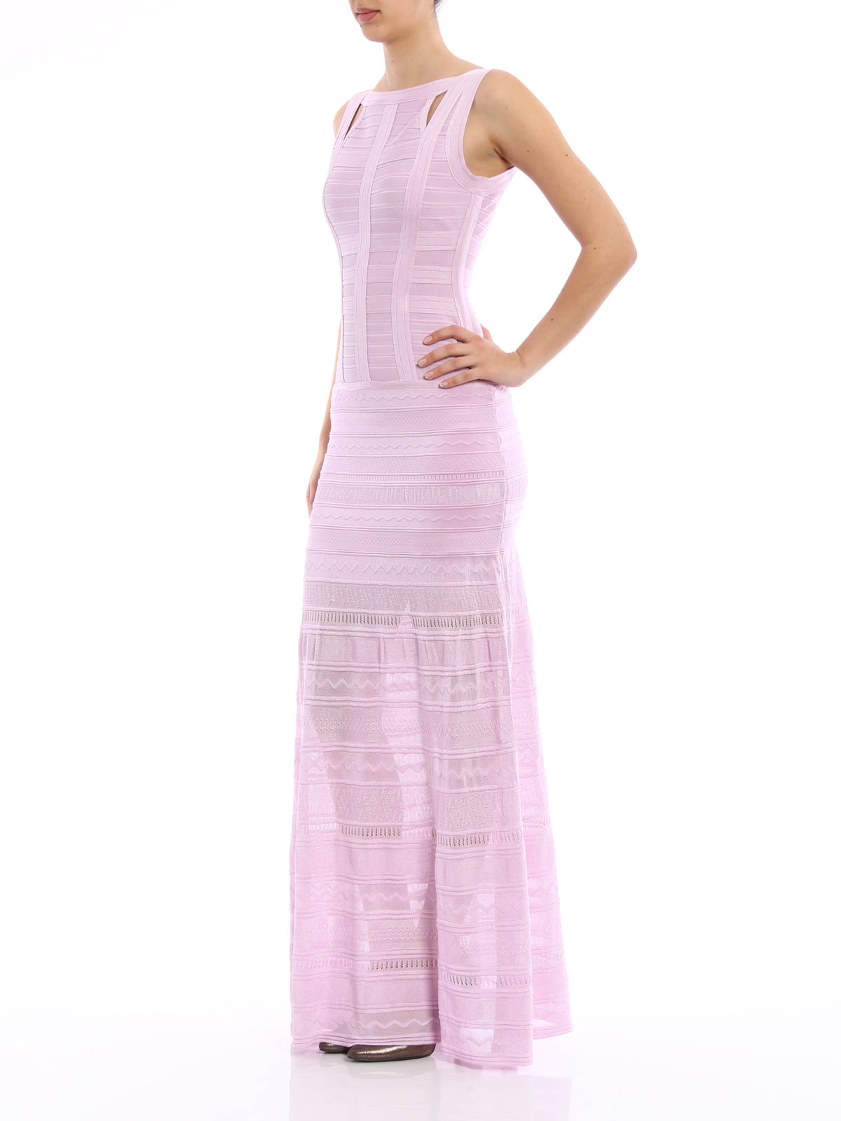 Herve Leger - Alejandra dress - evening dresses - HZW65H18 689 116