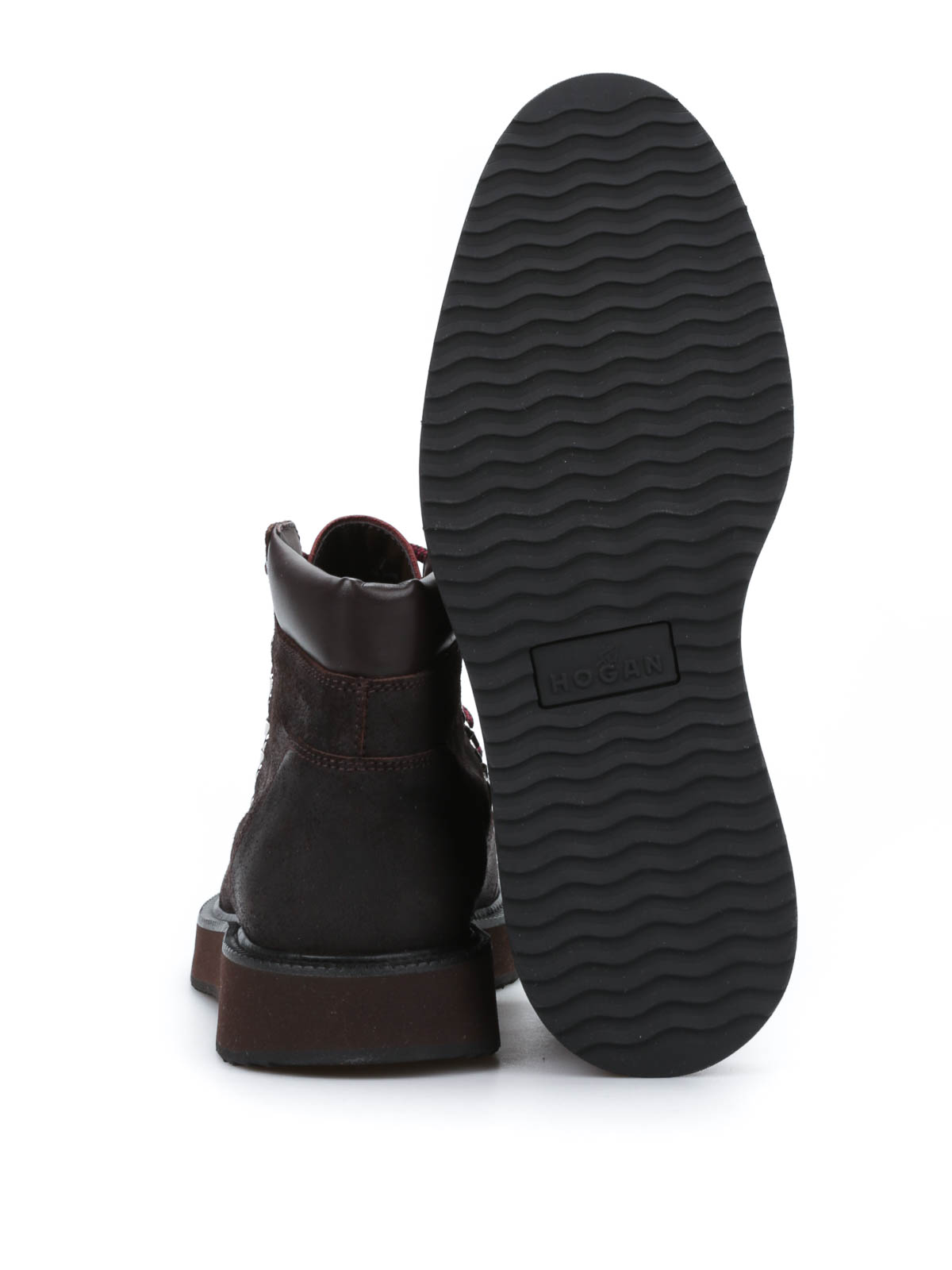 Ankle boots Hogan - H271 Route hiking boot s - HXM2710S6309PJ697E
