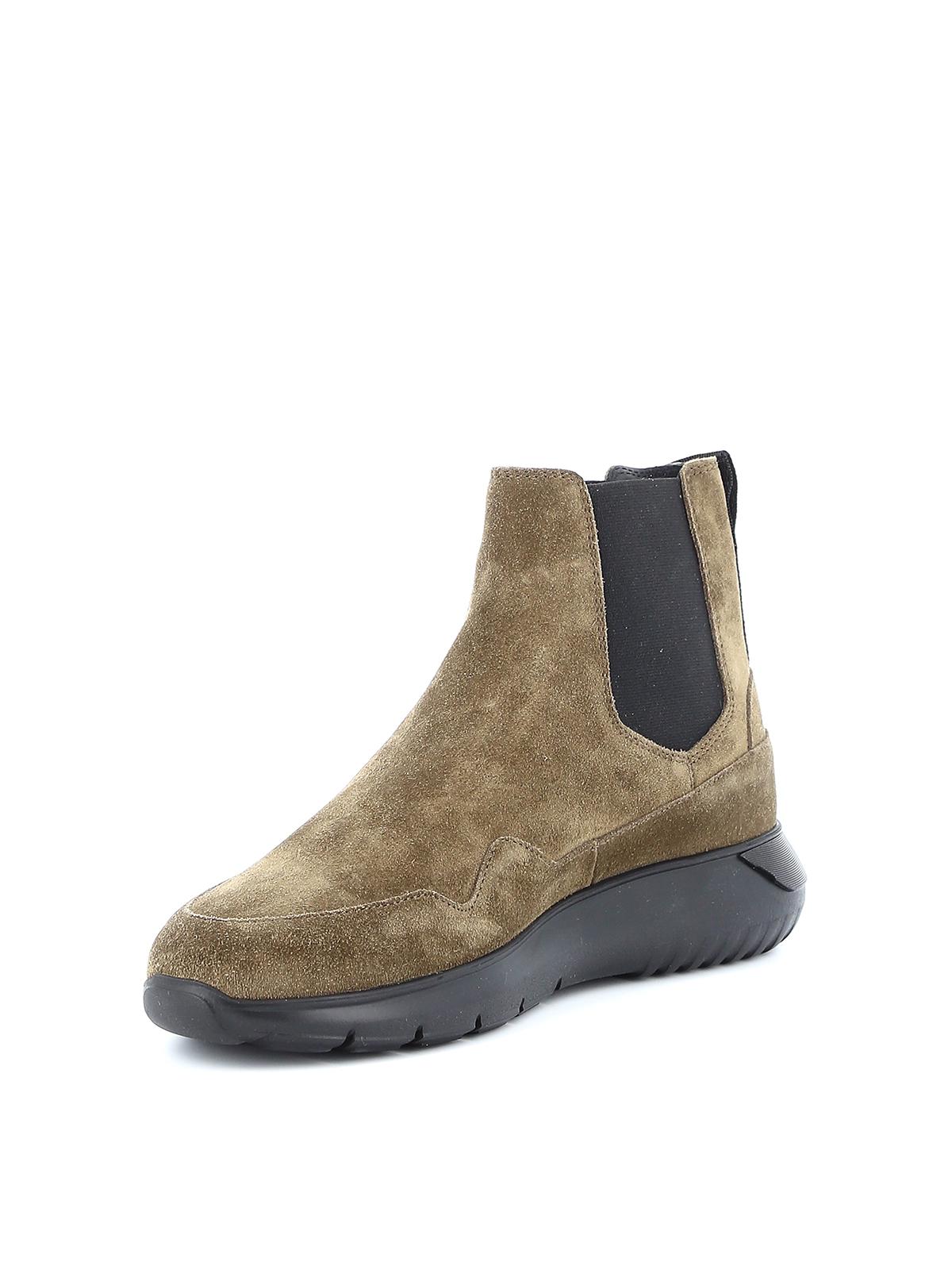 Ankle boots Hogan - Interactive³ Chelsea boots - HXM3710CG30LDUS413