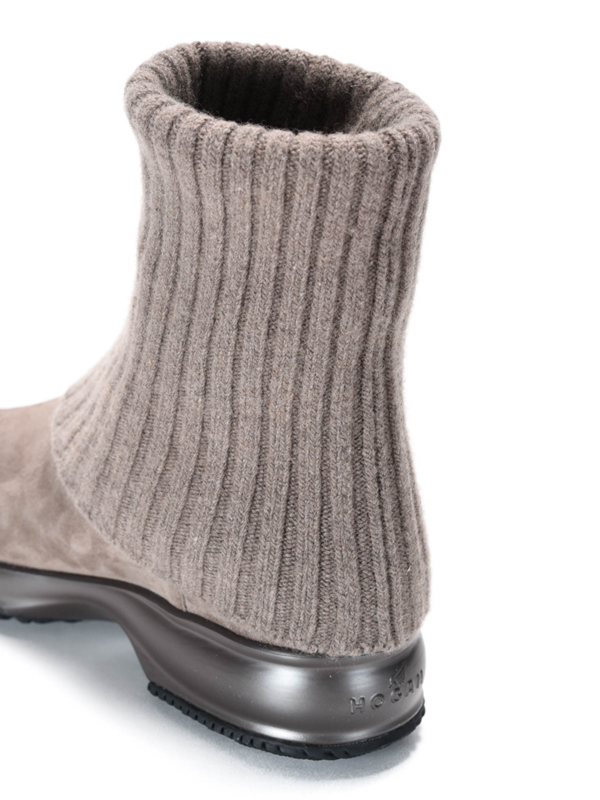 Hogan Knitted Ankle Boots Buy Cheap Manchester Great Sale xbfJqyj